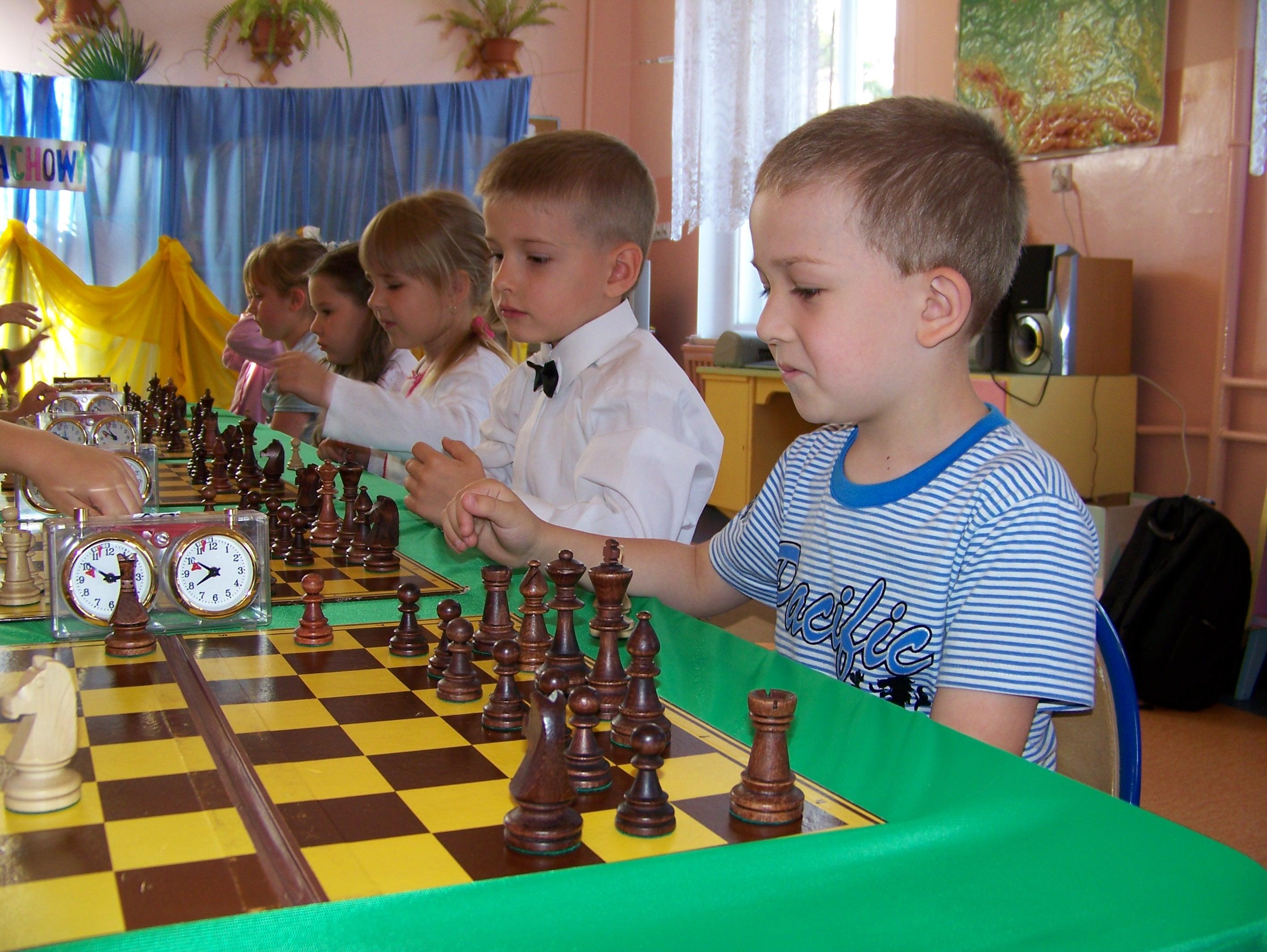 III Turniej Szachowy o Mistrzostwo Przedszkola Miejskiego Nr 6 w Świdnicy, 10.06.2011