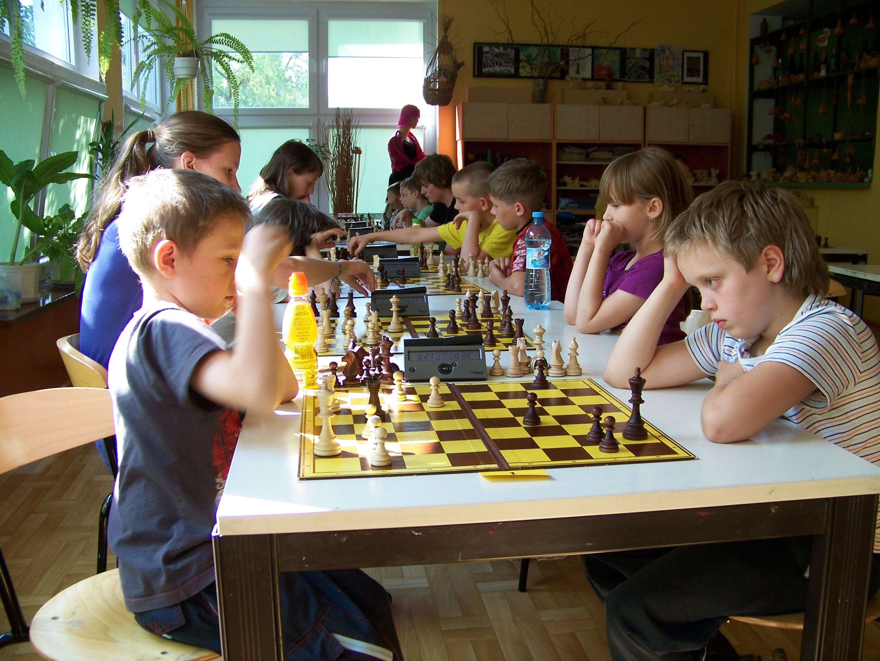 Czerwcowy Turniej Klubu Szachowego GAMBIT MDK Świdnica, 14-15.06.2011