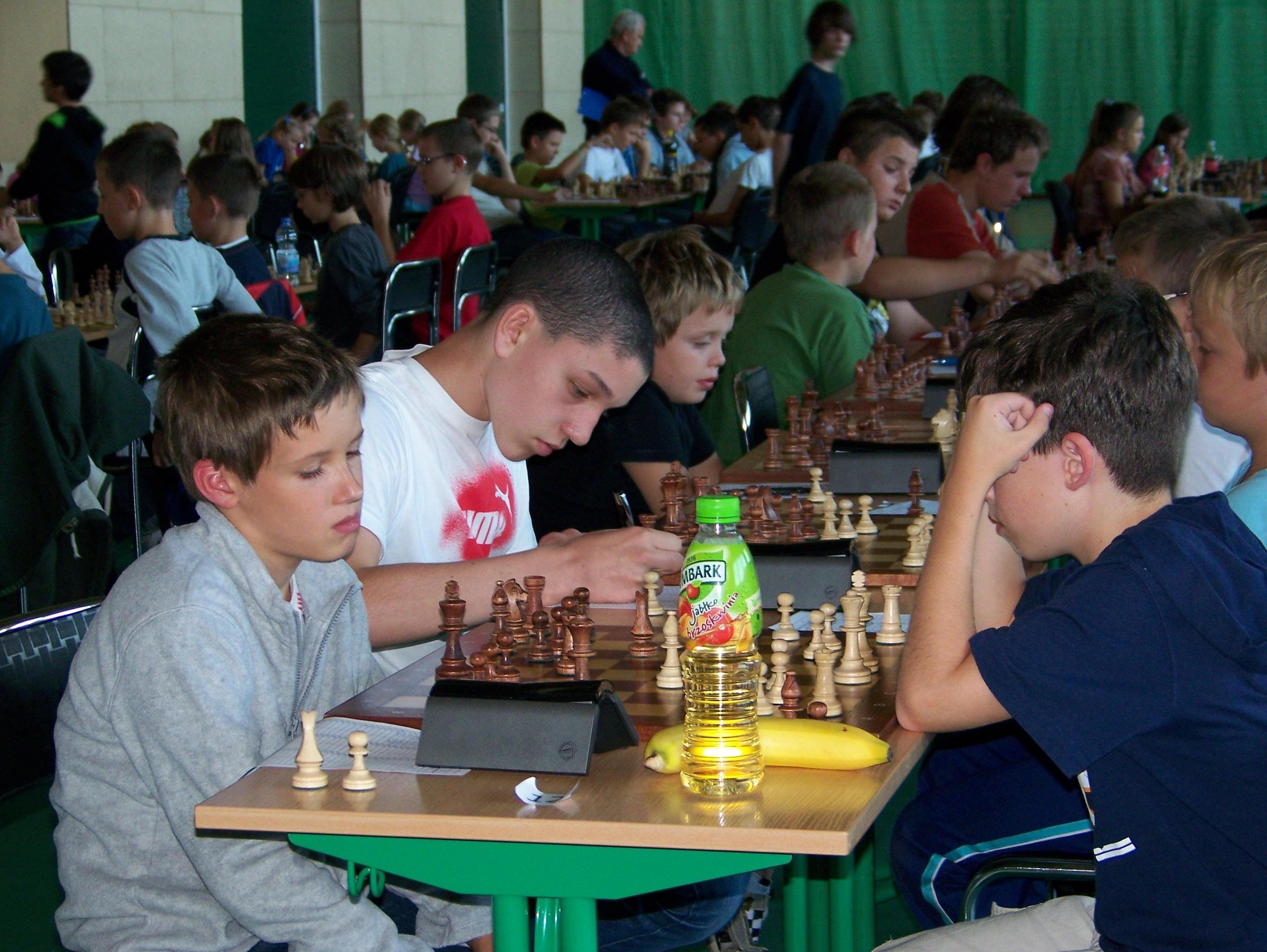 Mistrzostwa Dolnego Śląska Juniorów w Szachach Klasycznych, Żarów, 17-18.09.2011