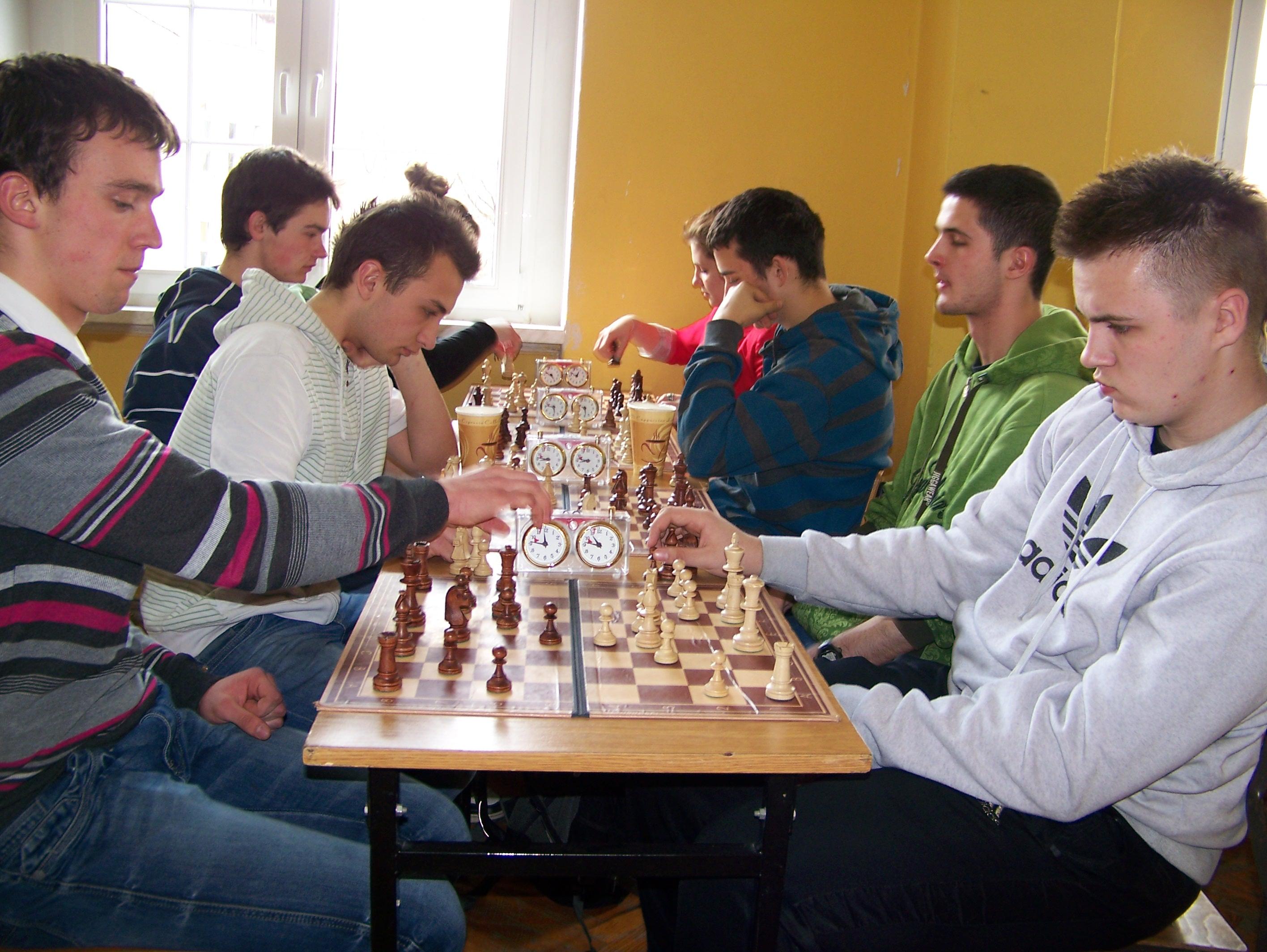 Licealiada – strefa wałbrzyska, Świdnica, 02.04.2012