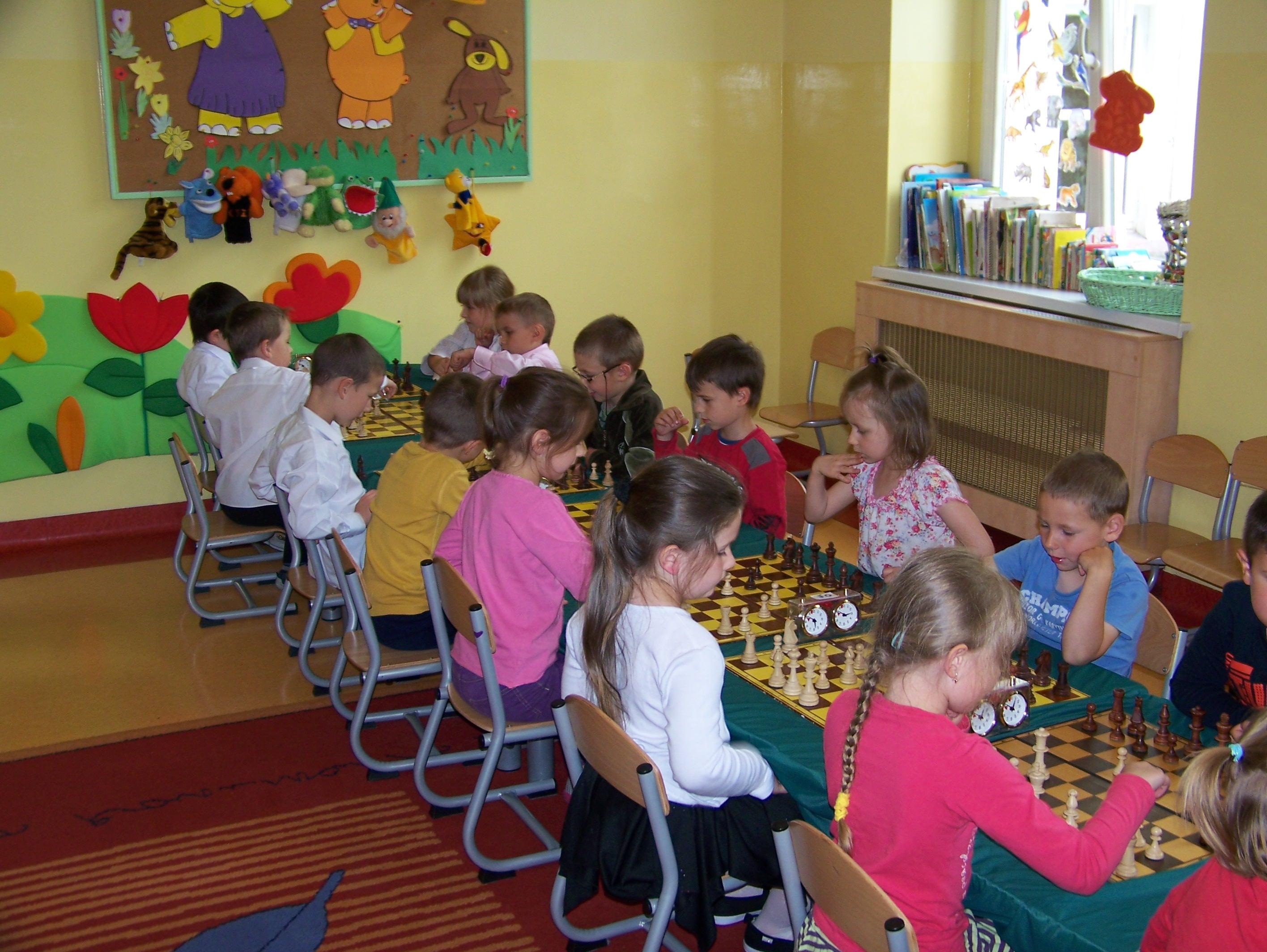IV Turniej Szachowy o Mistrzostwo Przedszkola Miejskiego Nr 6 w Świdnicy, 05.06.2012