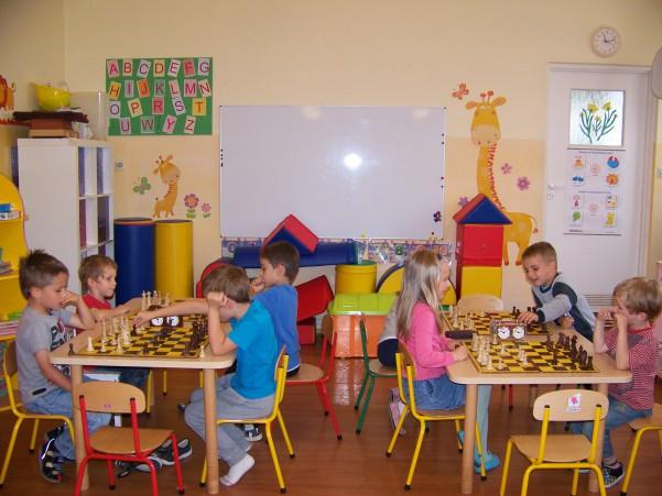 I Szachowe Mistrzostwa Przedszkola Frajda, Świdnica, 21.06.2012