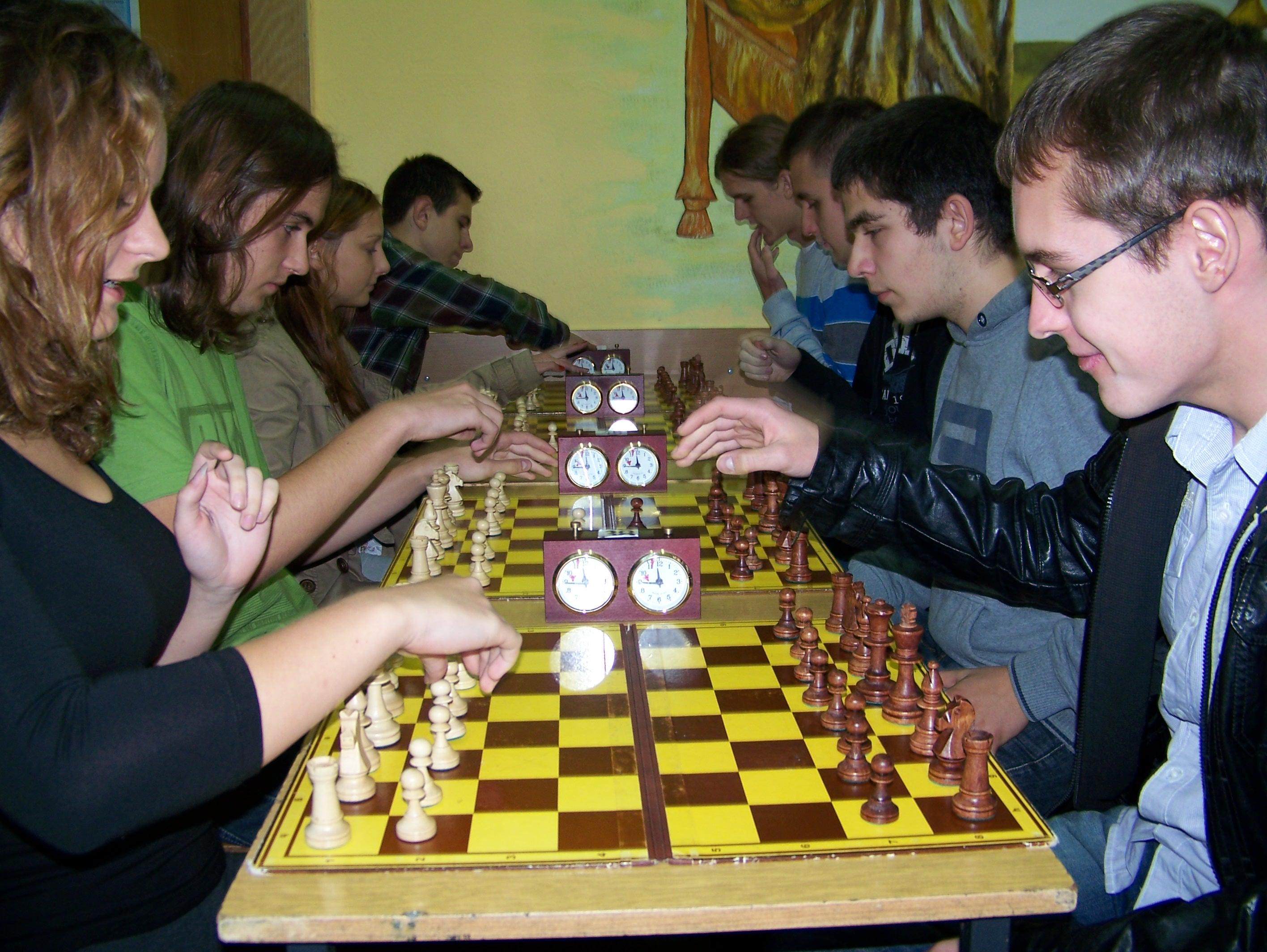 Mistrzostwa I LO w Szachach, Świdnica, 25.09.2012