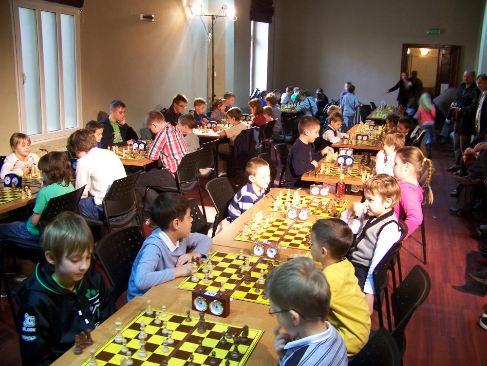 II Turniej Szachowy o Szablę Piłsudskiego, Świdnica, 11.11.2012 r.