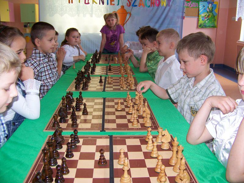 II Turniej Szachowy o Mistrzostwo Przedszkola Nr 6 w Świdnicy, 16.06.2010