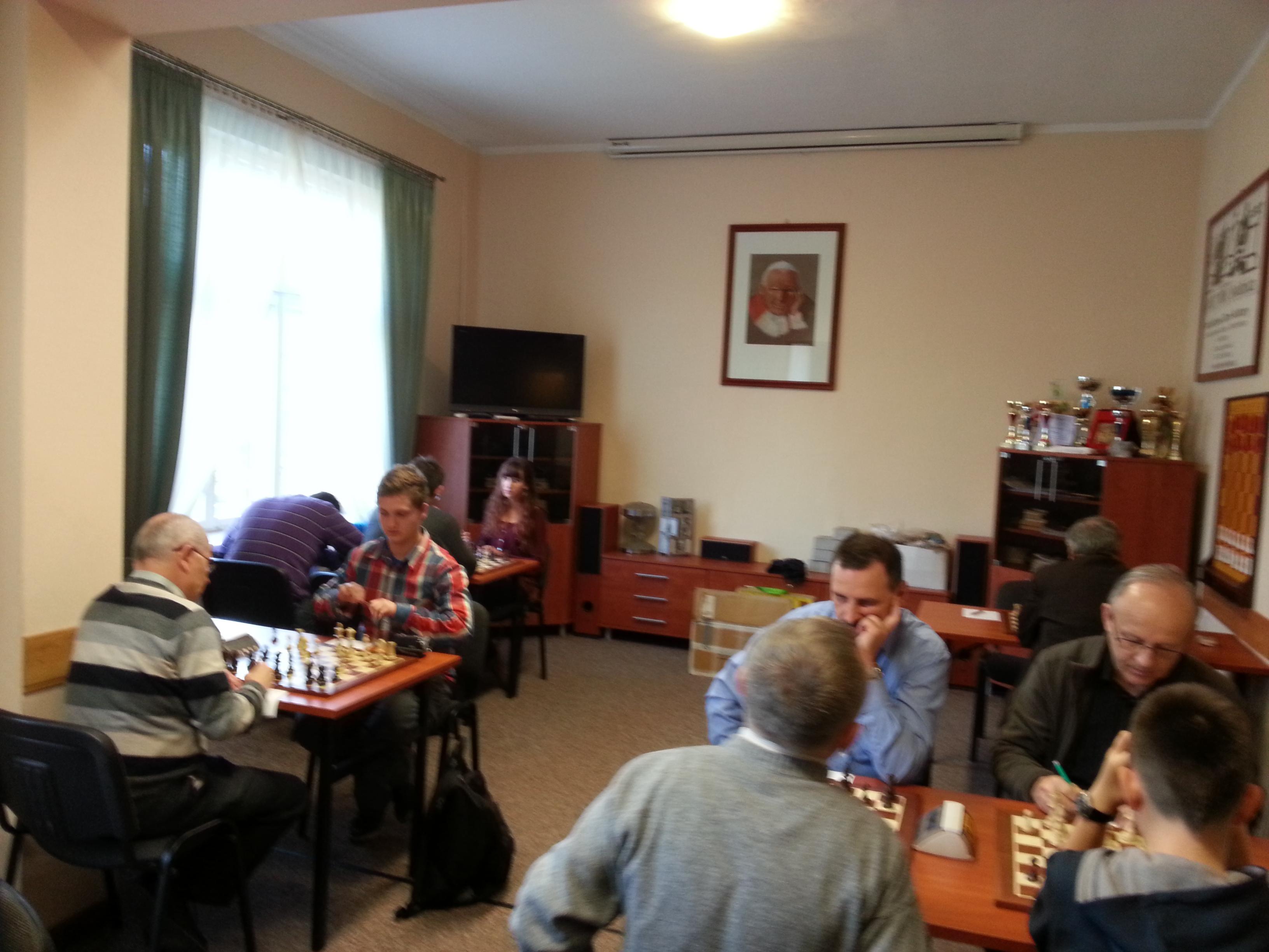 Ruszyła IV Liga Okręgowa Wałbrzyska, Świdnica, 16-17.11.2013
