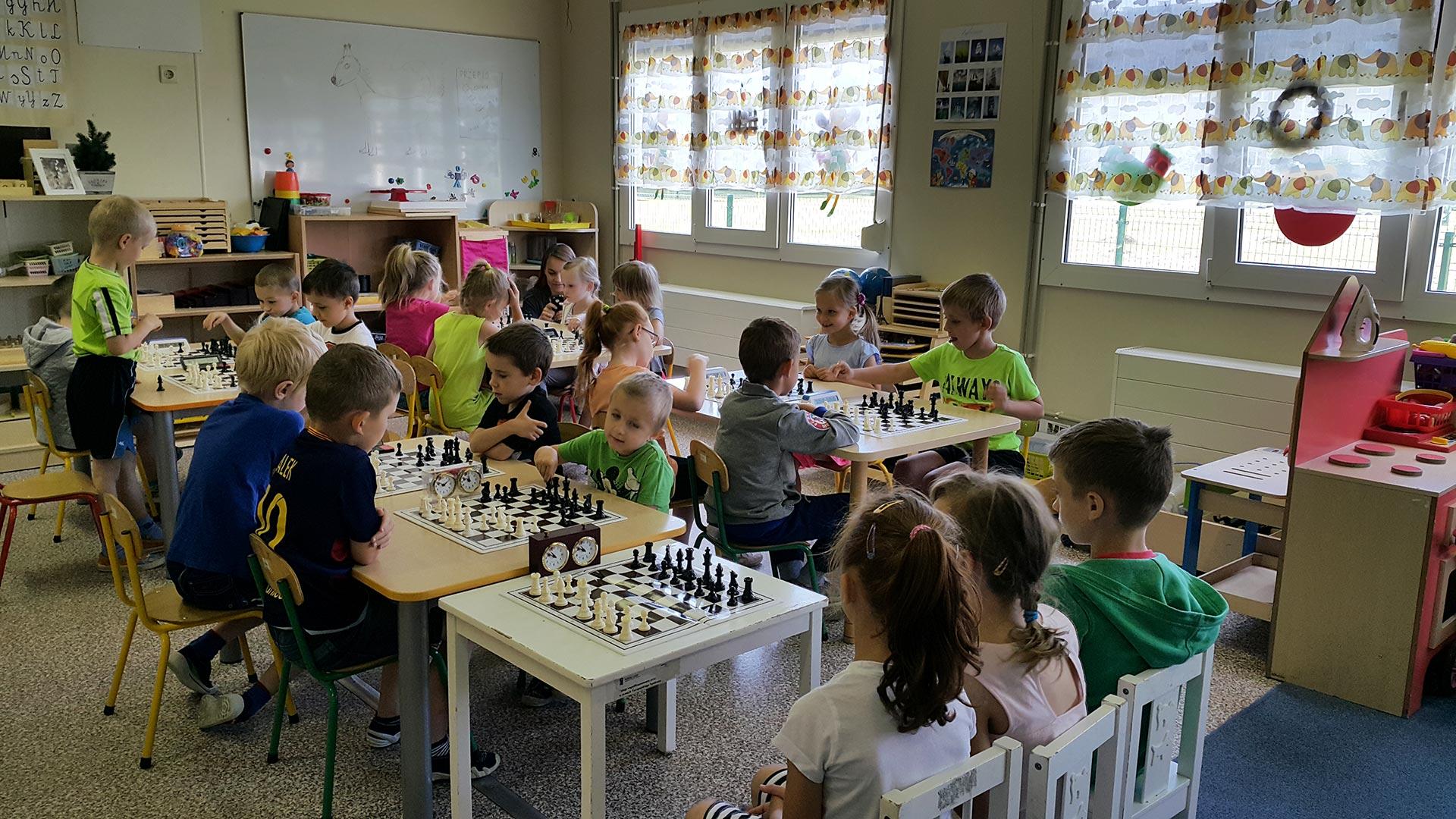 IV Szachowe Mistrzostwa Przedszkola Frajda, Świdnica, 08.06.2016