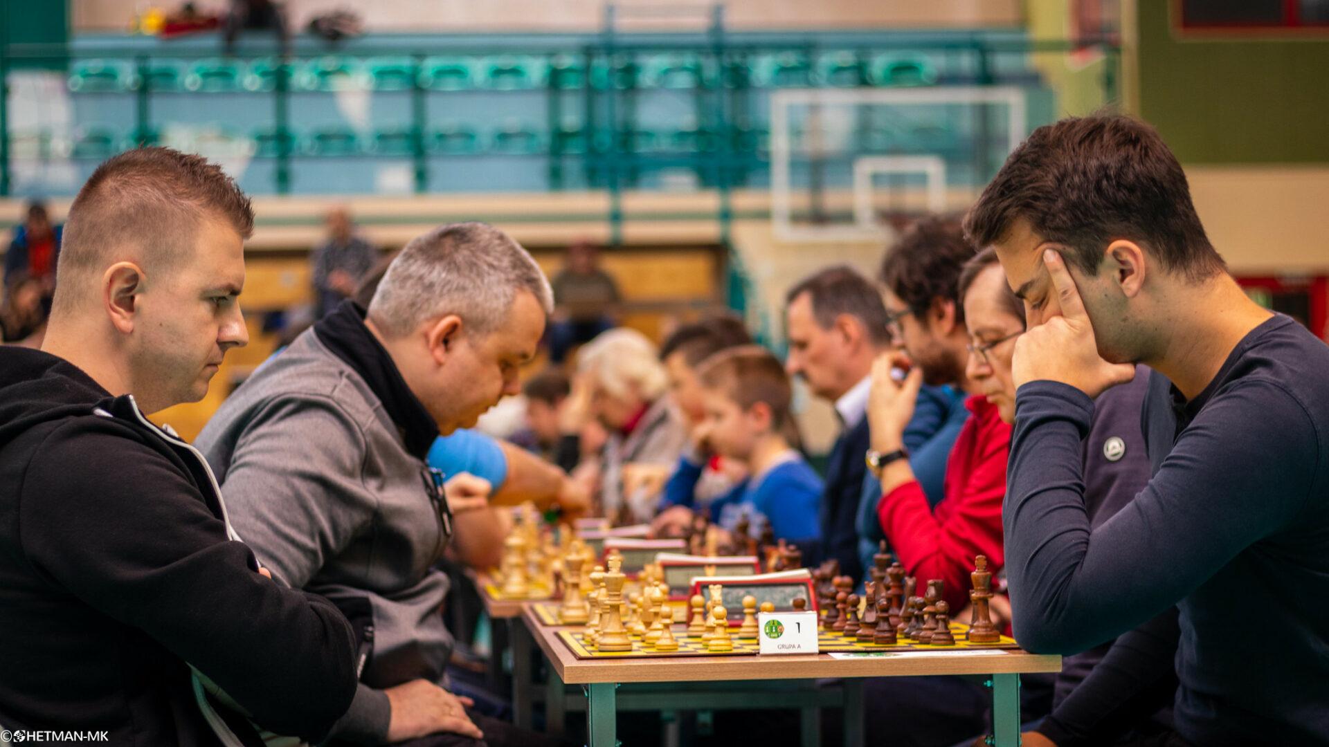 X Szachowe Mistrzostwa Świdnicy, 08.02.2020