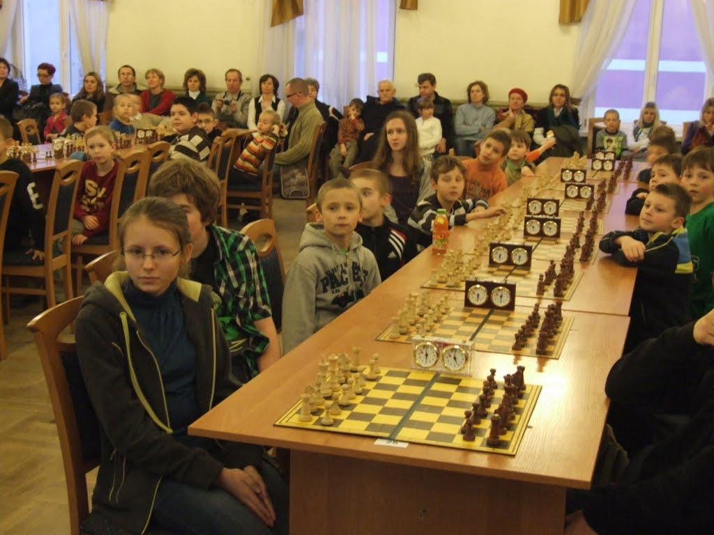 Szachowe Mistrzostwa Świdnicy Juniorów, 11-12.02.2011 – wyniki