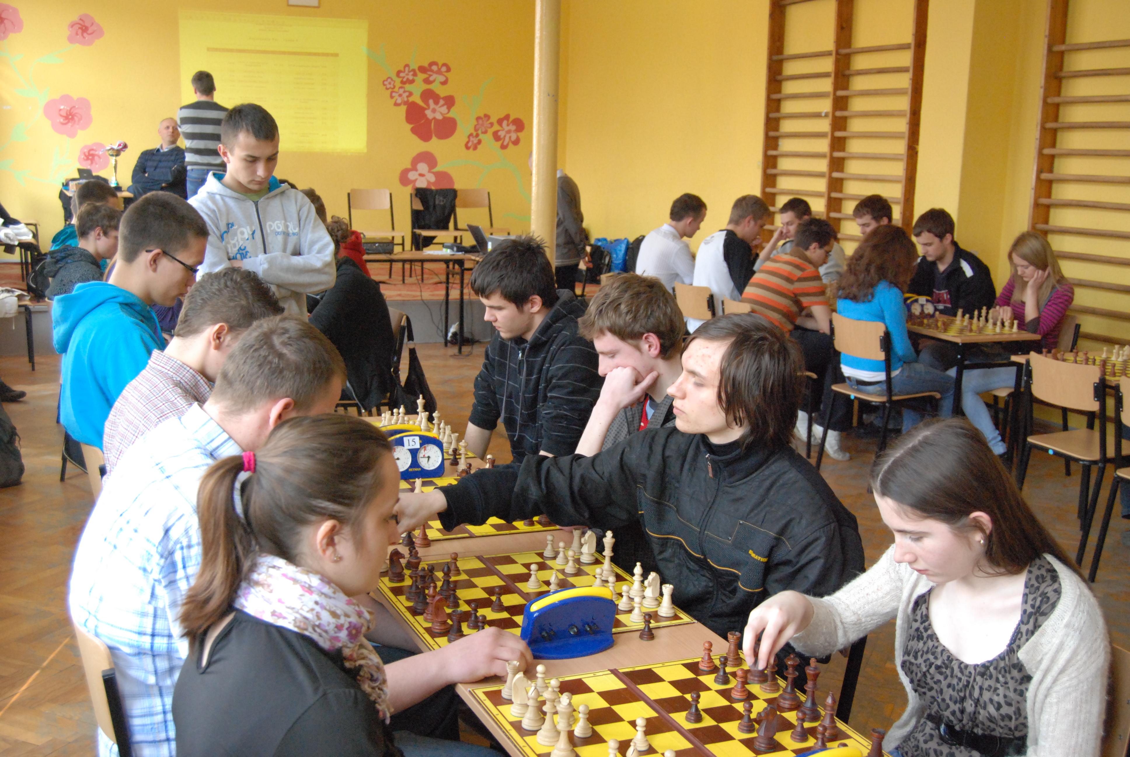 Licealiada – Strefa Wałbrzyska, Świdnica, 28.03.2011