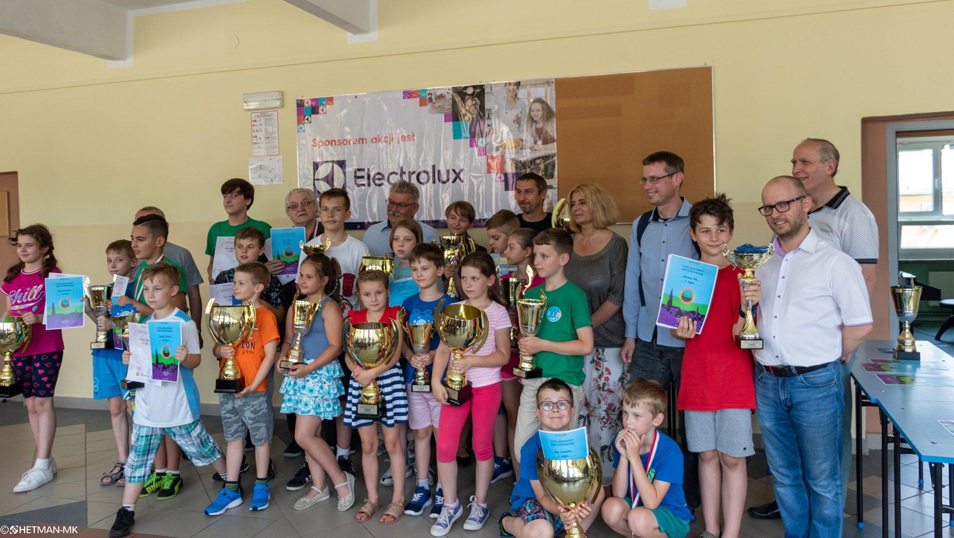 III Turniej Szachowy z okazji Dnia Dziecka i Finał I Cyklu Szachowego Ziemi Świdnickiej, Świdnica, 15.06.2019