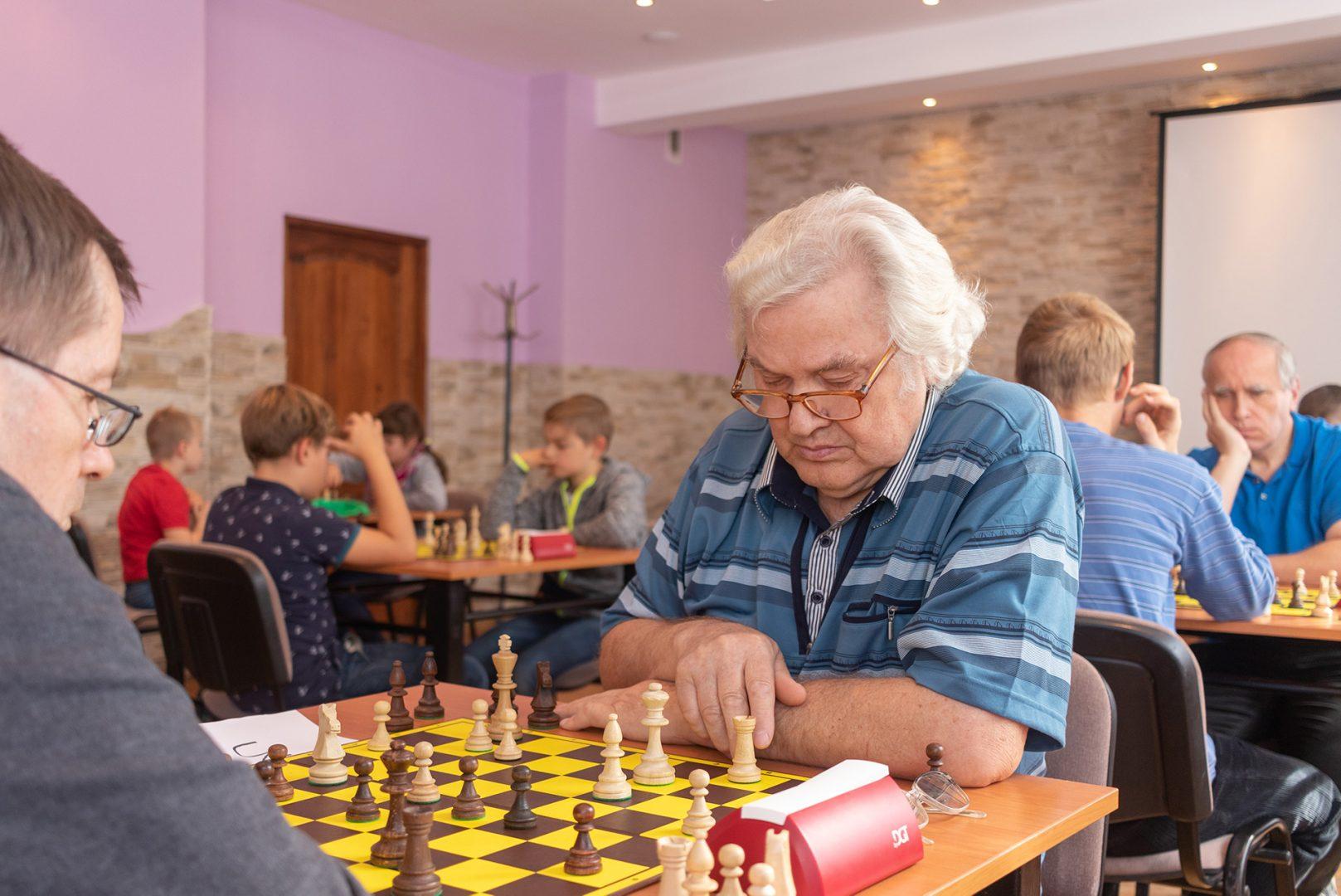 Finałowy Turniej Grand Prix Spółdzielni Mieszkaniowej w Szachach, Świdnica, 07.10.2018