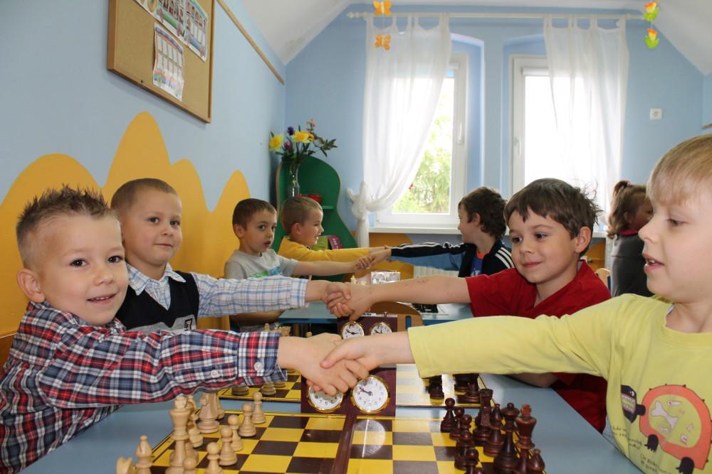 III Turniej Szachowy o Mistrzostwo Przedszkola Wesoła Piątka, Świdnica, 07.06.2013