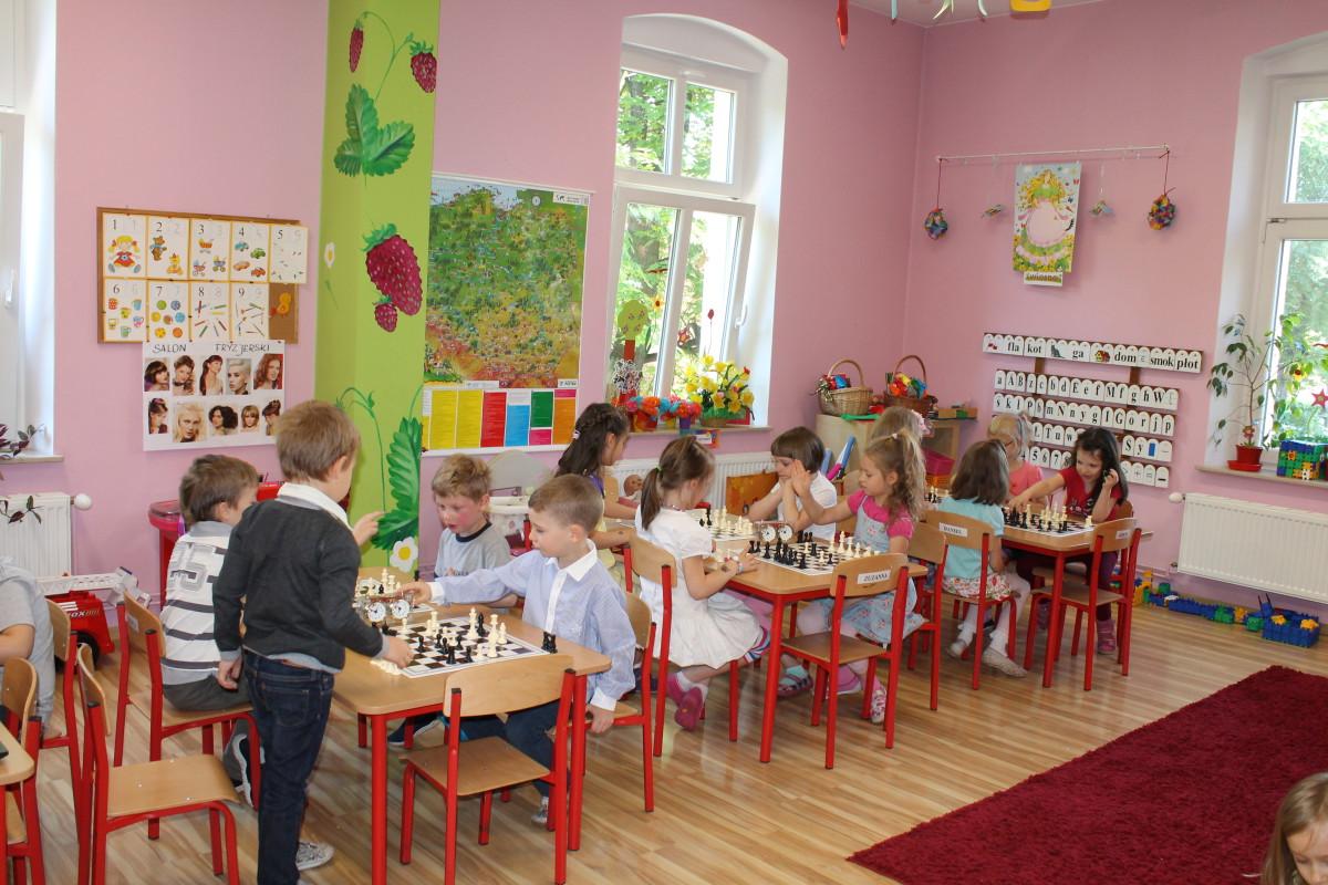 III Turniej Szachowy o Mistrzostwo Przedszkola Europejskiej Akademii Dziecka, Świdnica, 12.06.2013