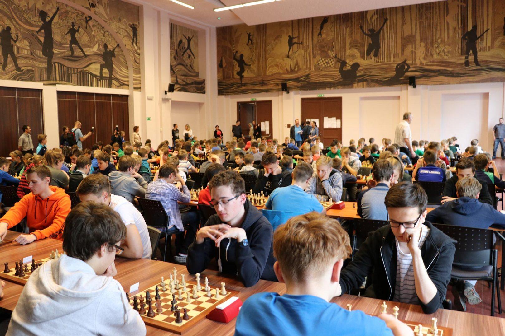 Mistrzostwa Dolnego Śląska Juniorów w Szachach Szybkich, Świdnica, 20-21.05.2017