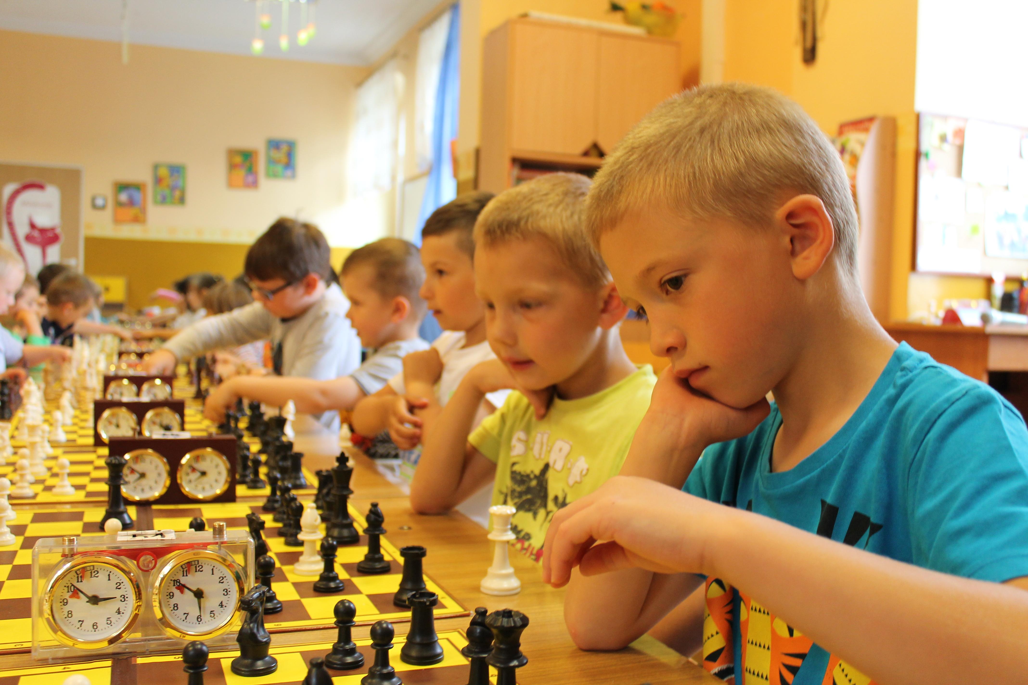 V Szachowe Mistrzostwa Przedszkola Miejskiego Nr 4, Świdnica, 08.06.2015
