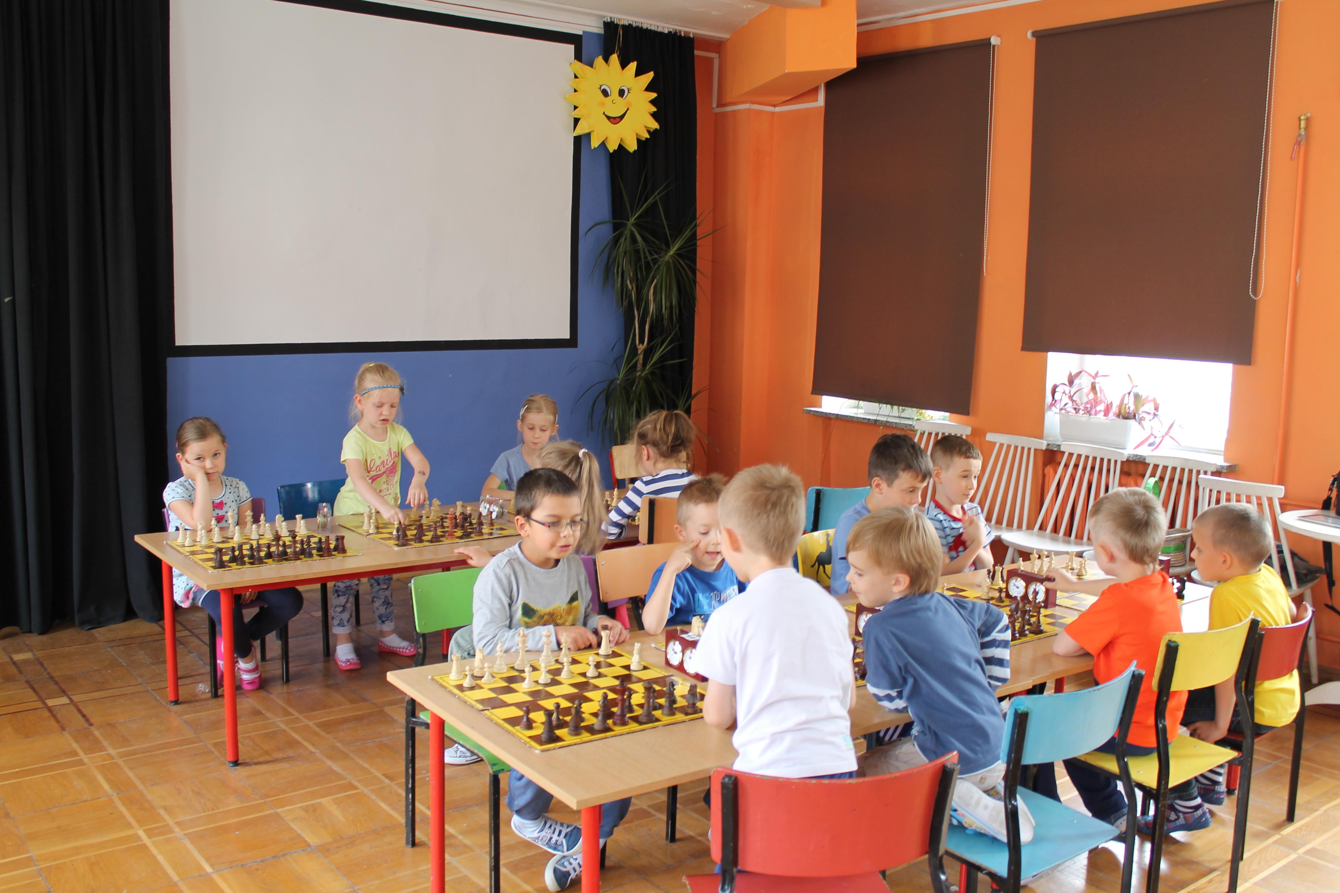V Szachowe Mistrzostwa Społecznego Przedszkola Akademia Przedszkolaka, Świdnica, 11.06.2015