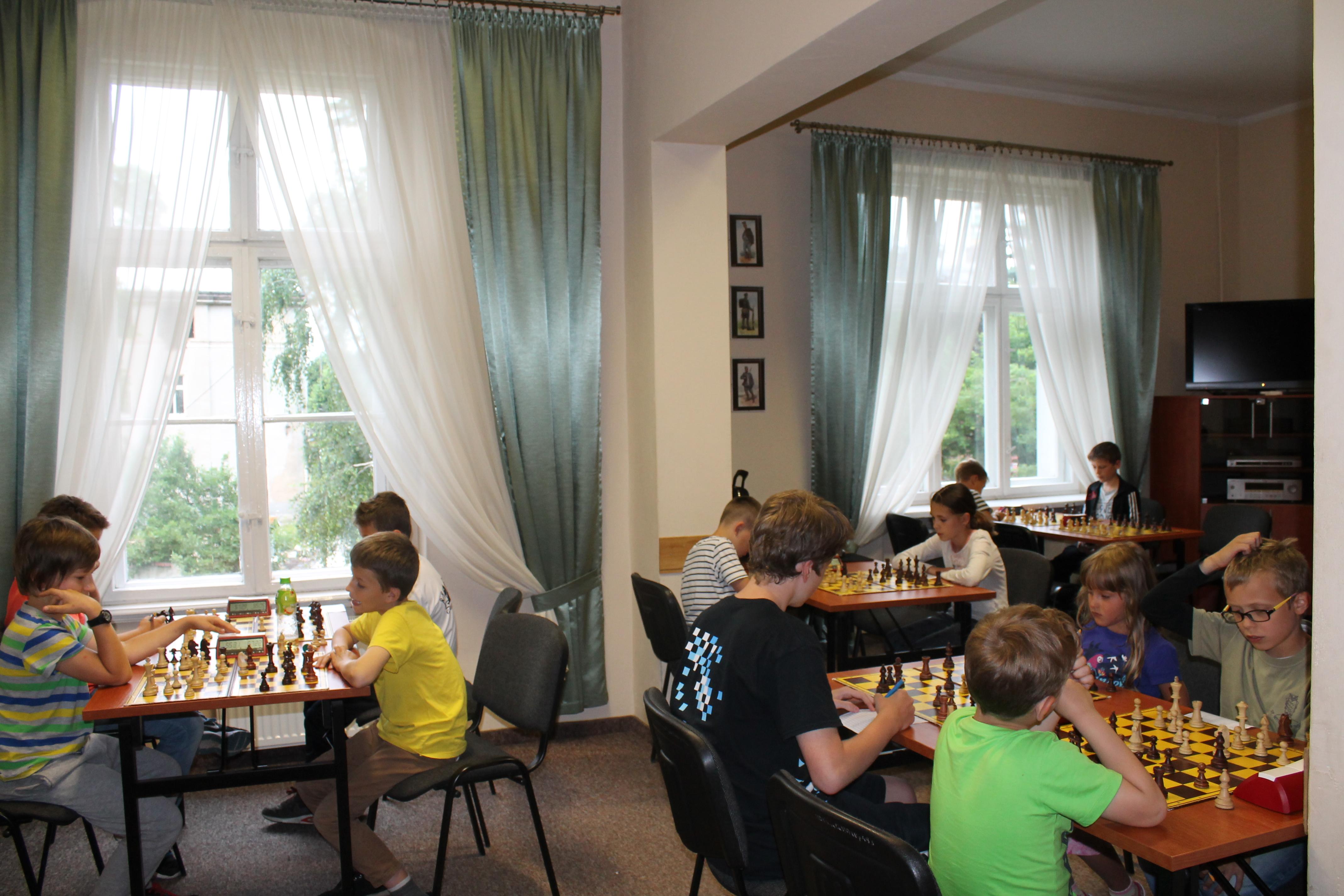 III Mistrzostwa Klubu Szachowego GAMBIT MDK, Grupa A, Świdnica, 15-17.06.2015