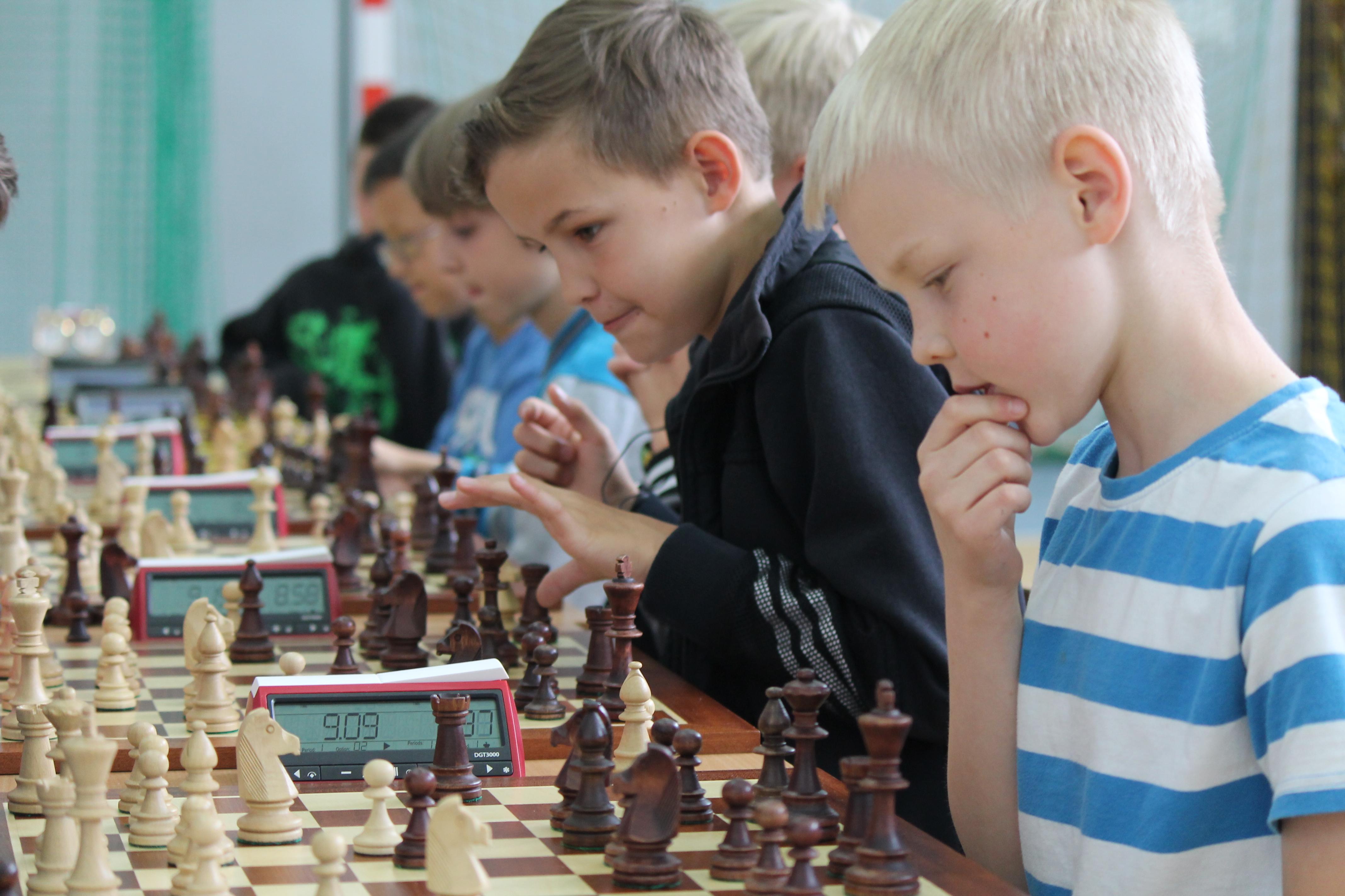 III Szachowe Mistrzostwa Szkoły Podstawowej w Jaworzynie Śląskiej, 18.06.2015