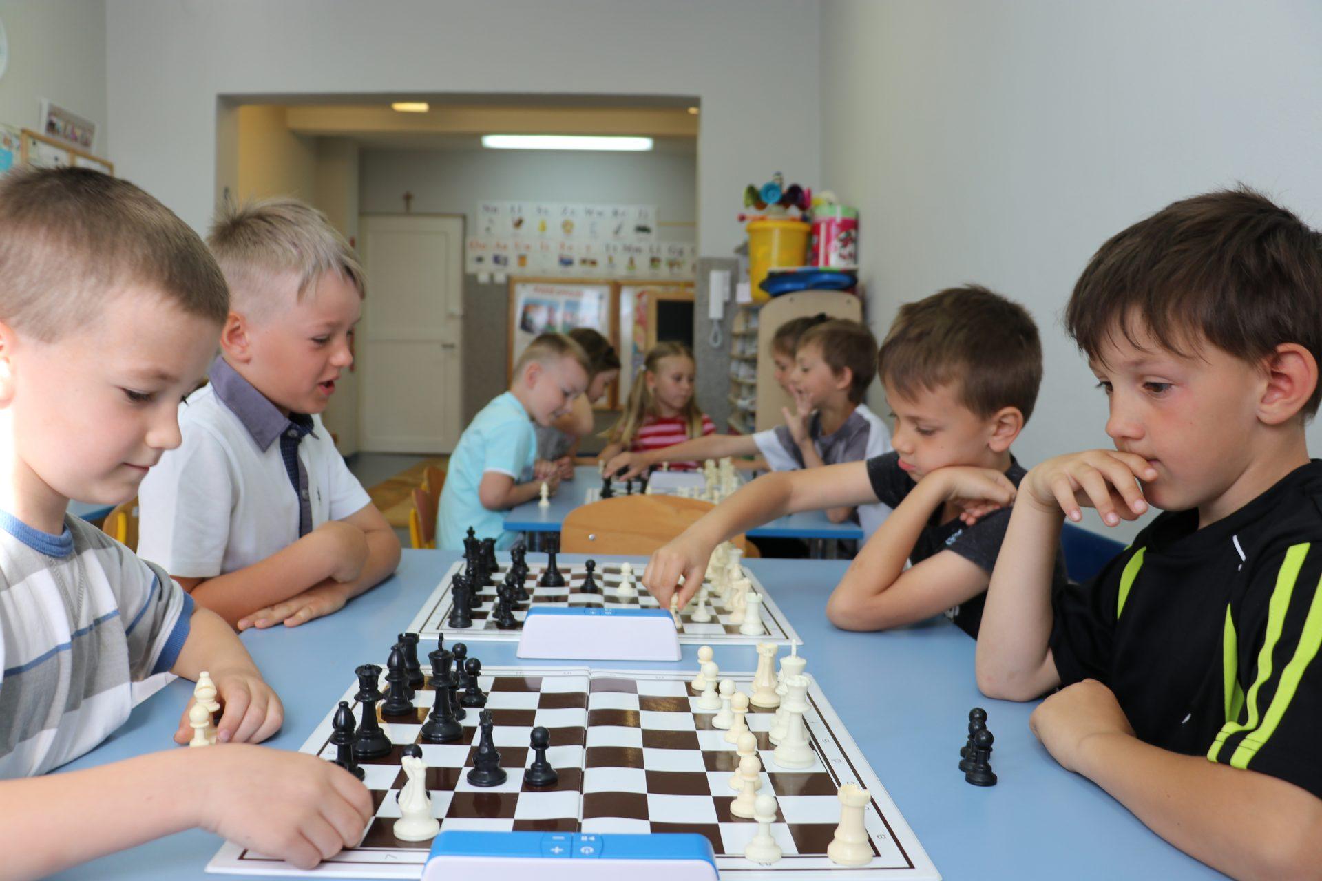 VII Turniej Szachowy o Mistrzostwo Przedszkola Wesoła Piątka, Świdnica, 01.06.2017