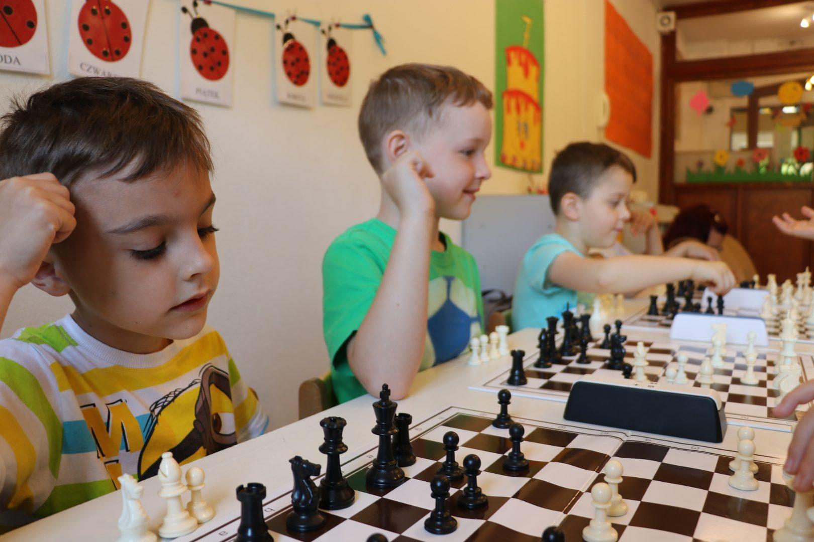 III Szachowe Mistrzostwa Przedszkola Abracadabra, Świdnica, 05 i 12.06.2017