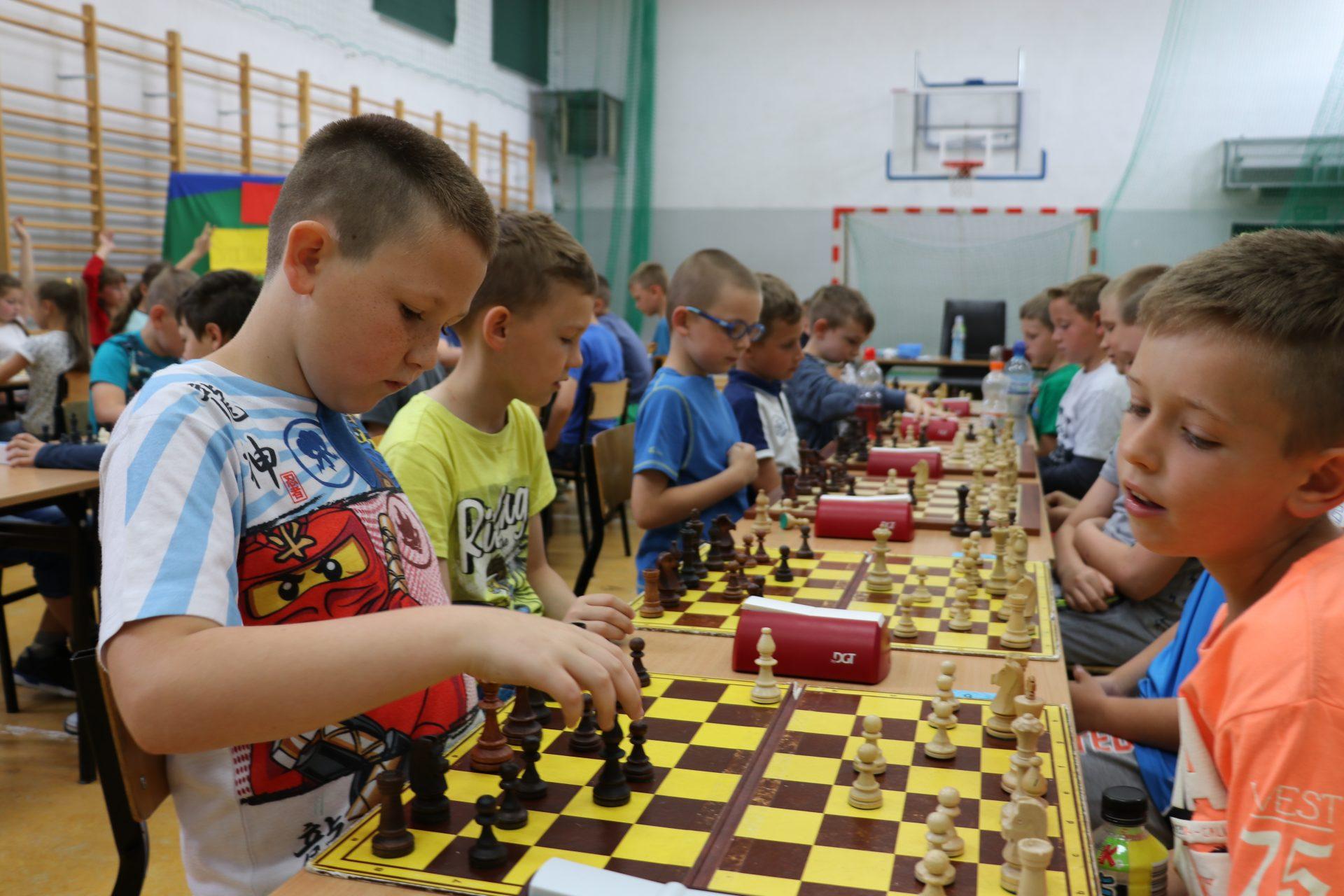 V Szachowe Mistrzostwa Szkoły Podstawowej w Jaworzynie Śląskiej, 06.06.2017