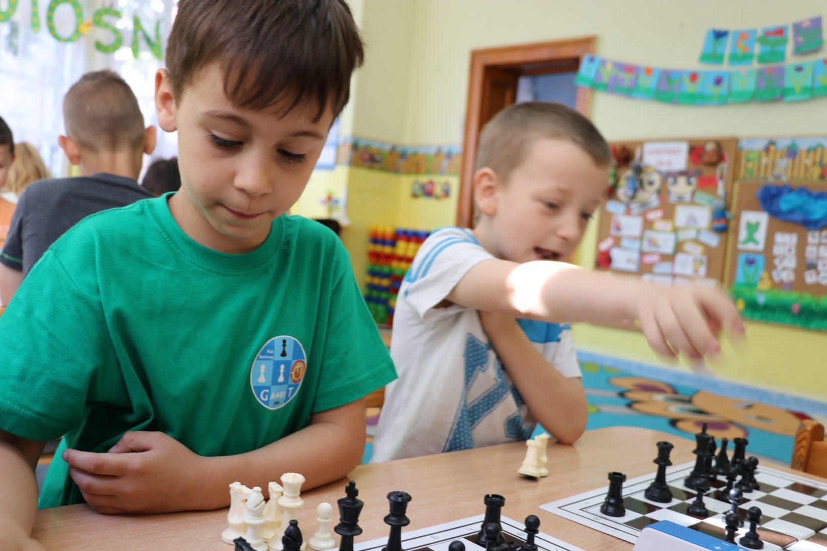 IV Turniej Szachowy o Mistrzostwo Przedszkola Miejskiego Nr 1, Świdnica, 07.06.2017