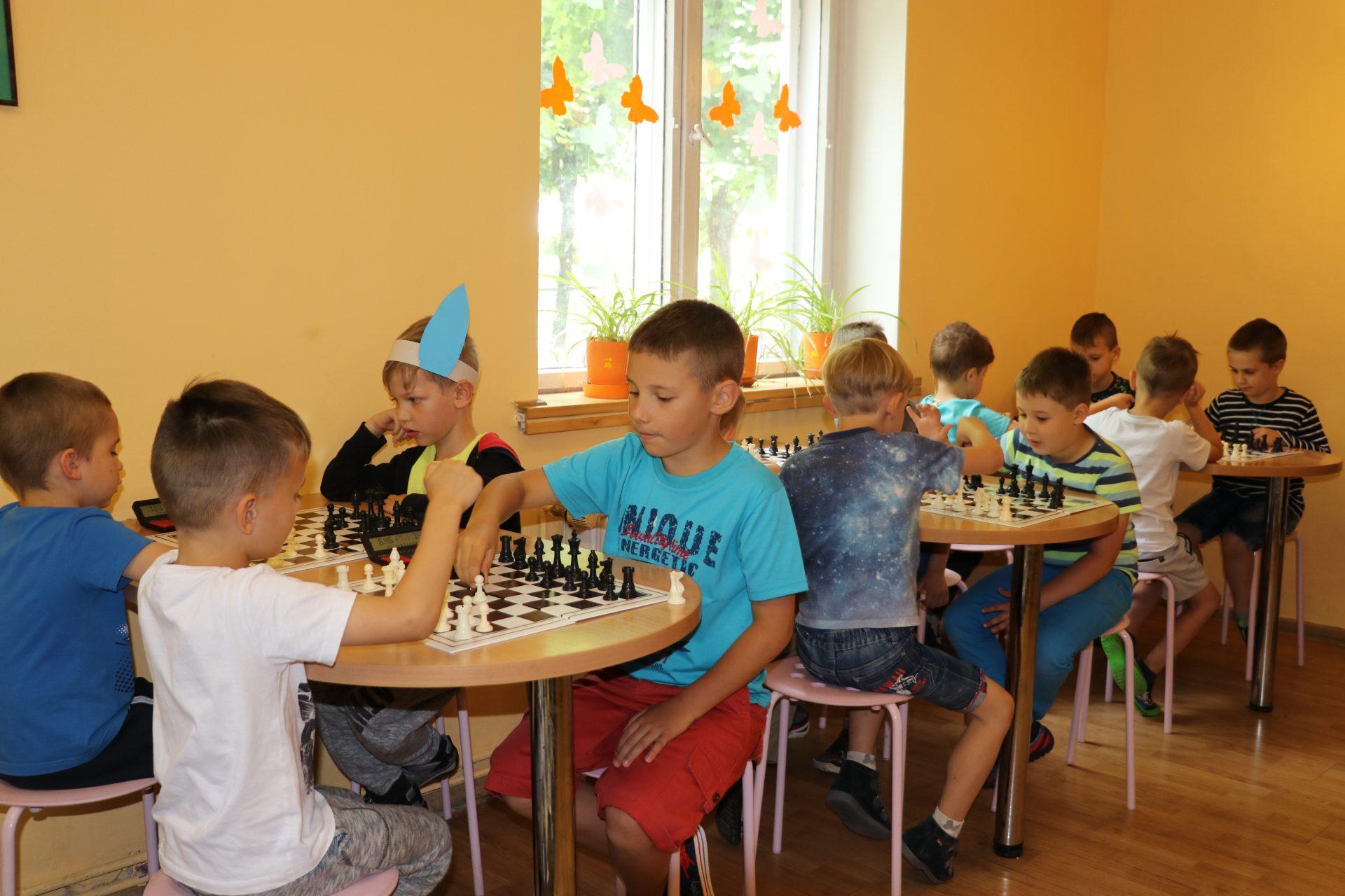 VII Szachowe Mistrzostwa Społecznego Przedszkola Akademia Przedszkolaka, Świdnica, 08.06.2017
