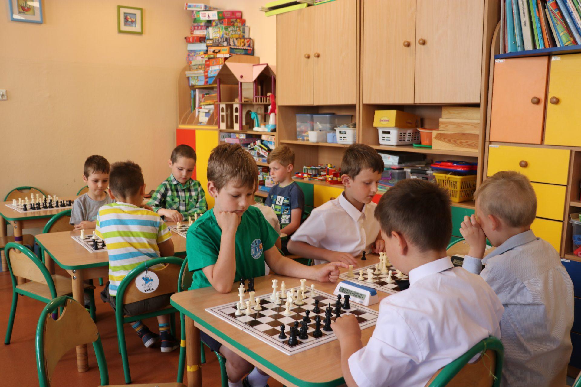 IX Szachowe Mistrzostwa Przedszkola Miejskiego Nr 6, Świdnica, 09.06.2017