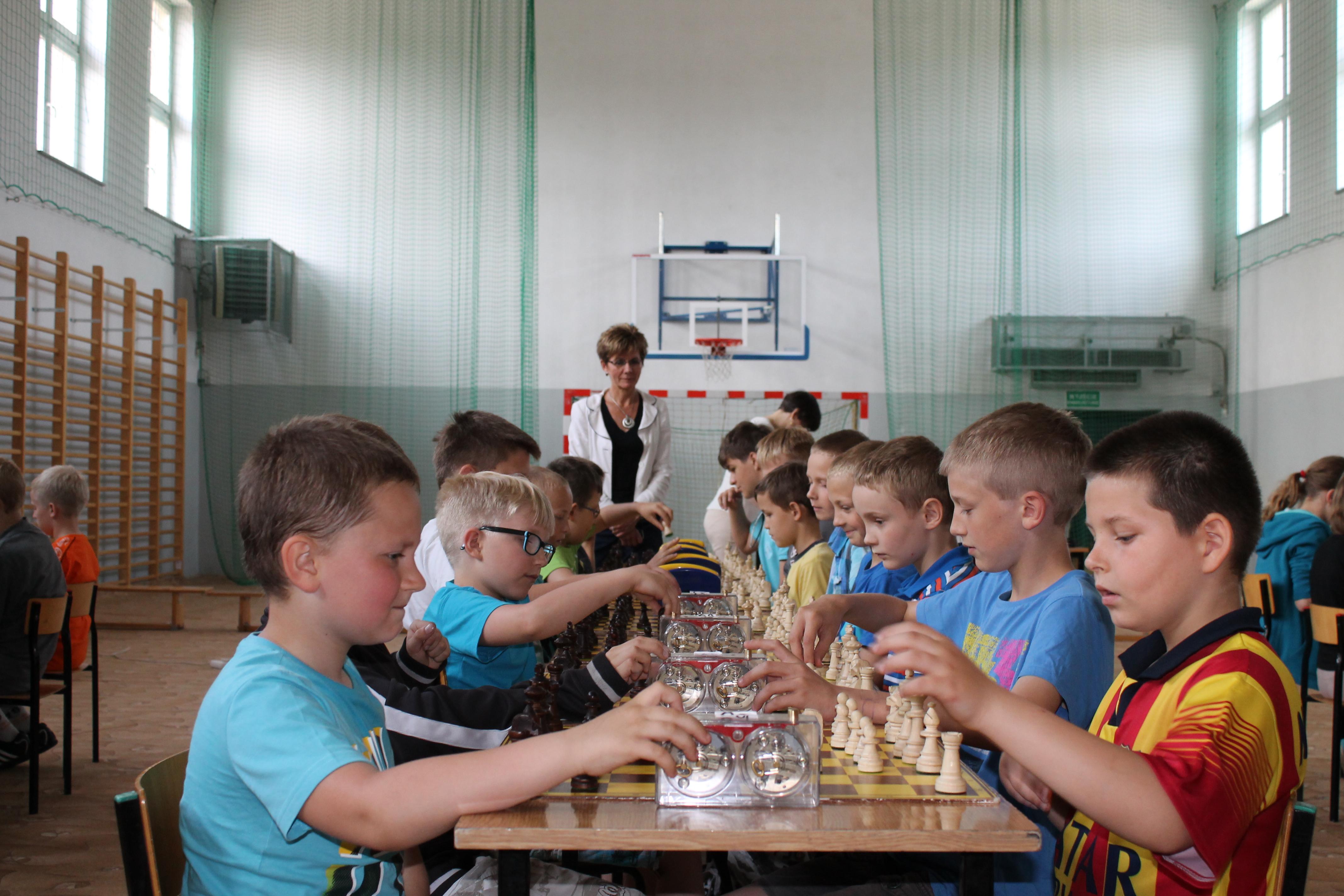 II Szachowe Mistrzostwa Szkoły Podstawowej w Jaworzynie Śląskiej, 26.05.2014