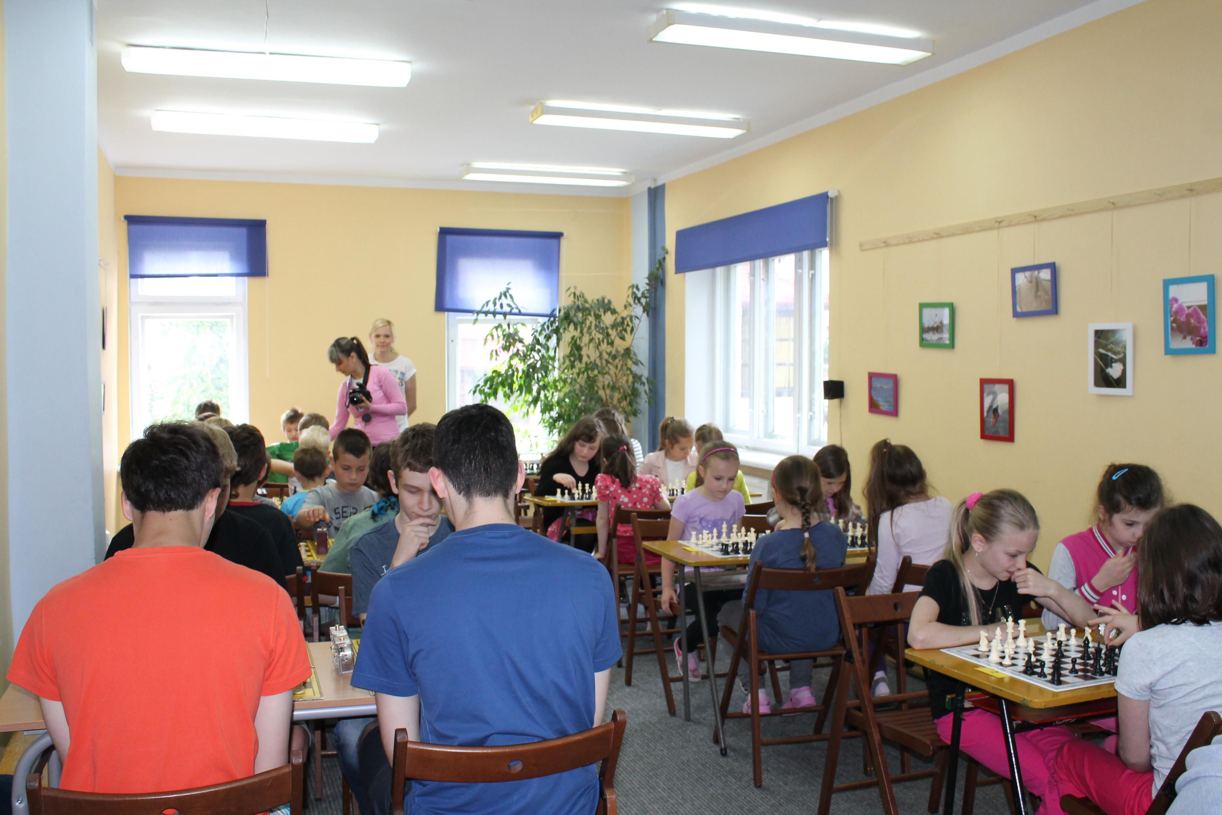 III Szachowe Mistrzostwa Szkoły Społecznej, Świdnica, 05.06.2014