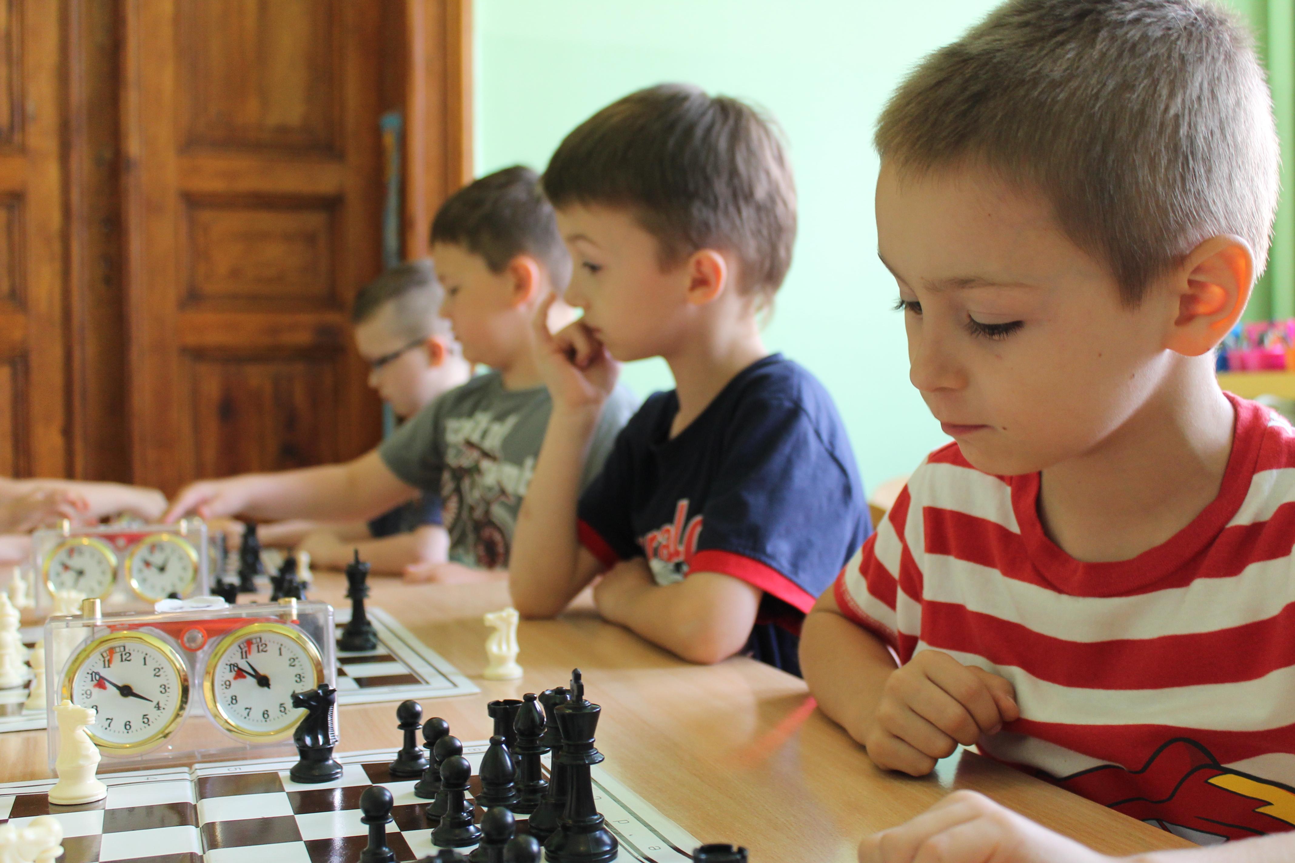 VI Szachowe Mistrzostwa Przedszkola Miejskiego Nr 6, Świdnica, 13.06.2014