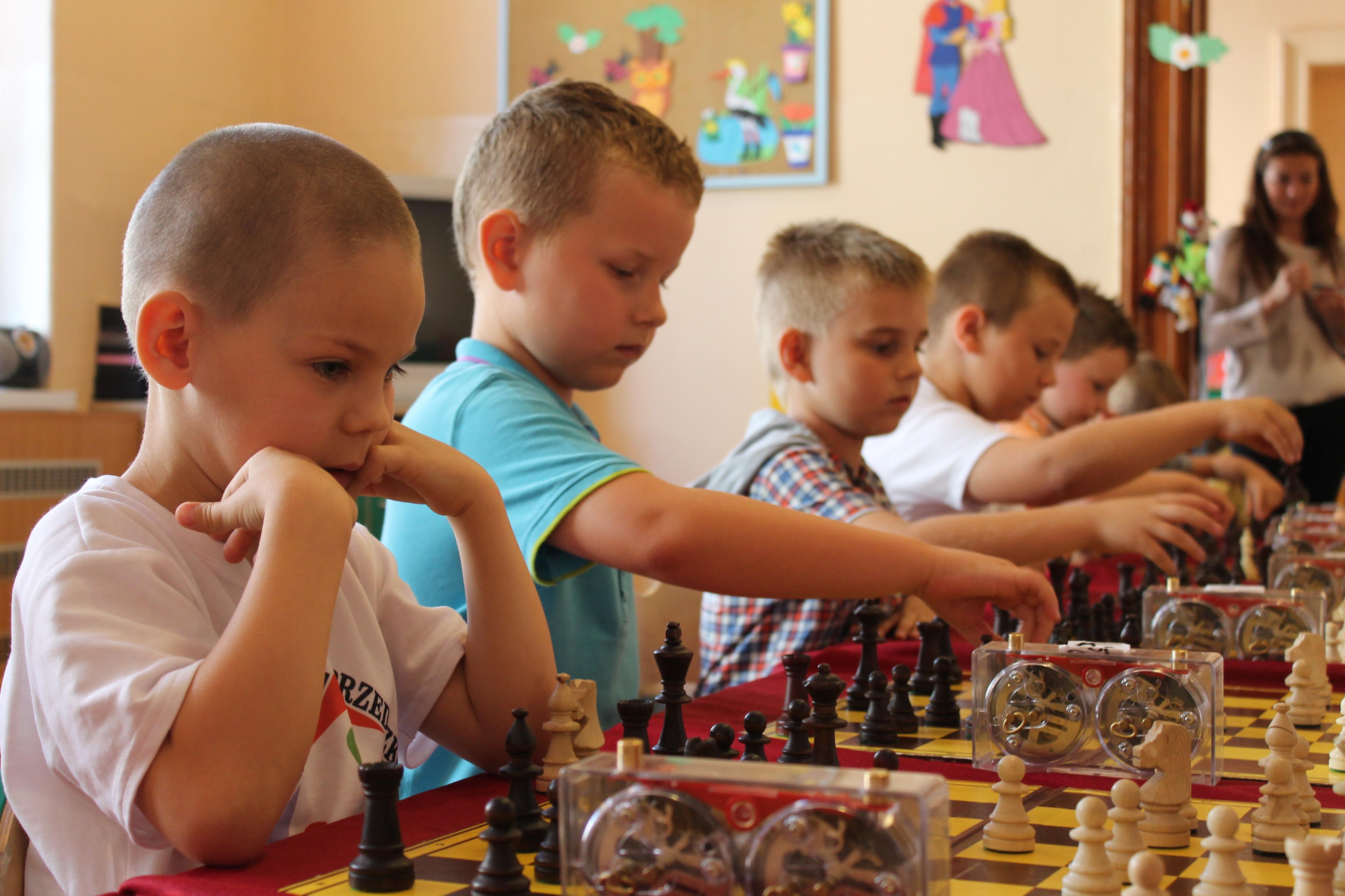 IV Turniej Szachowy Przedszkolaków o Mistrzostwo Świdnicy, 16.06.2014