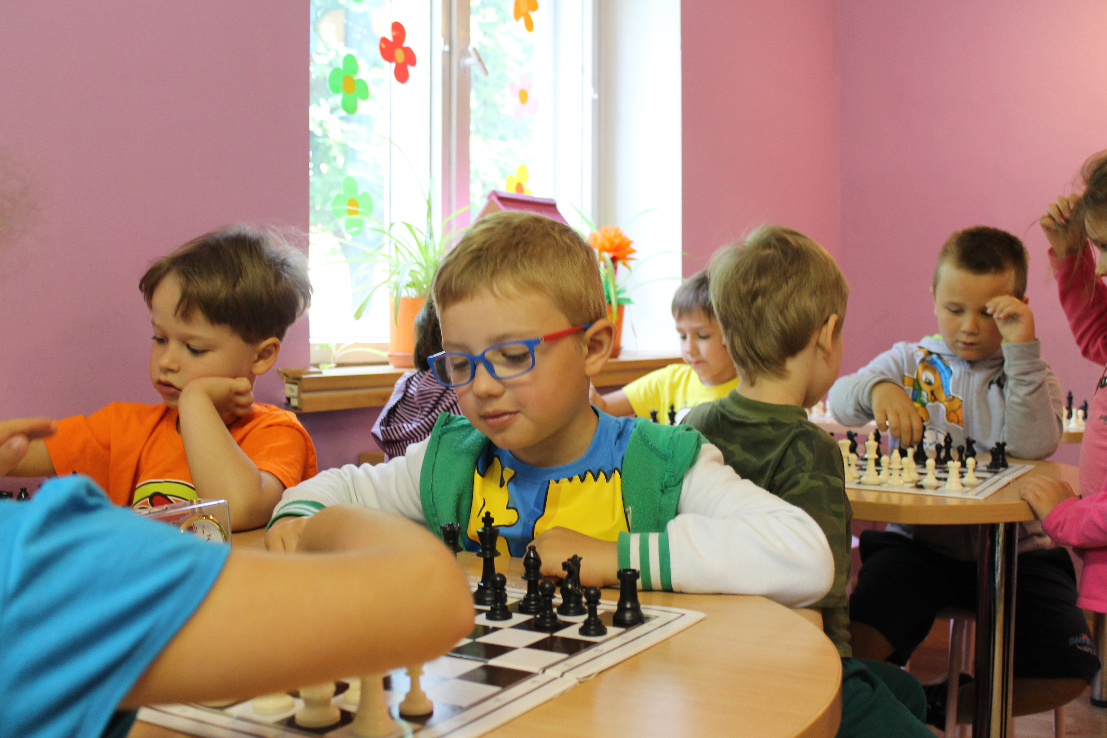 IV Szachowe Mistrzostwa Społecznego Przedszkola Akademii Przedszkolaka, Świdnica, 17.06.2014