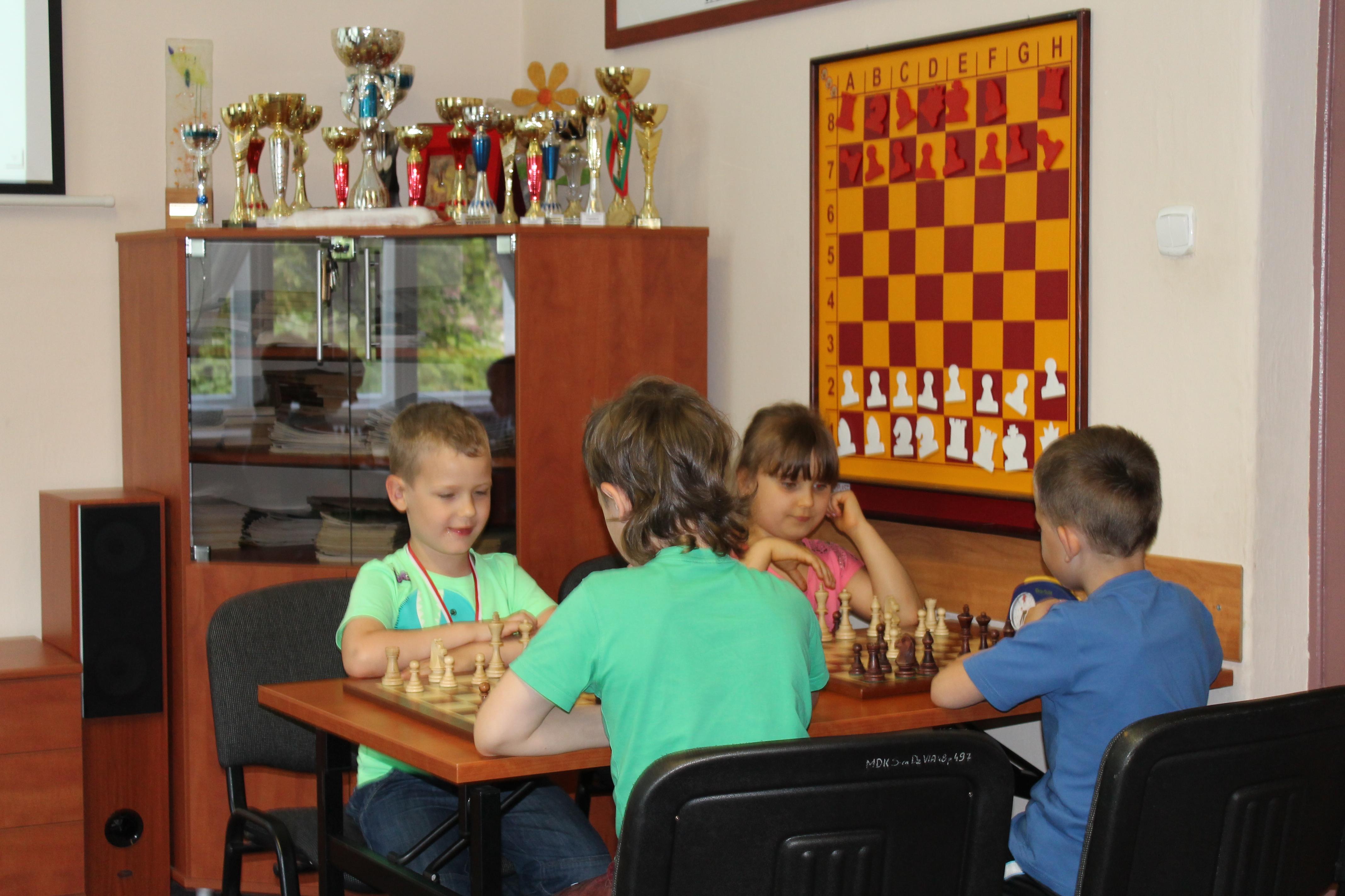 II Mistrzostwa Klubu Szachowego GAMBIT MDK Świdnica, 16-27.06.2014