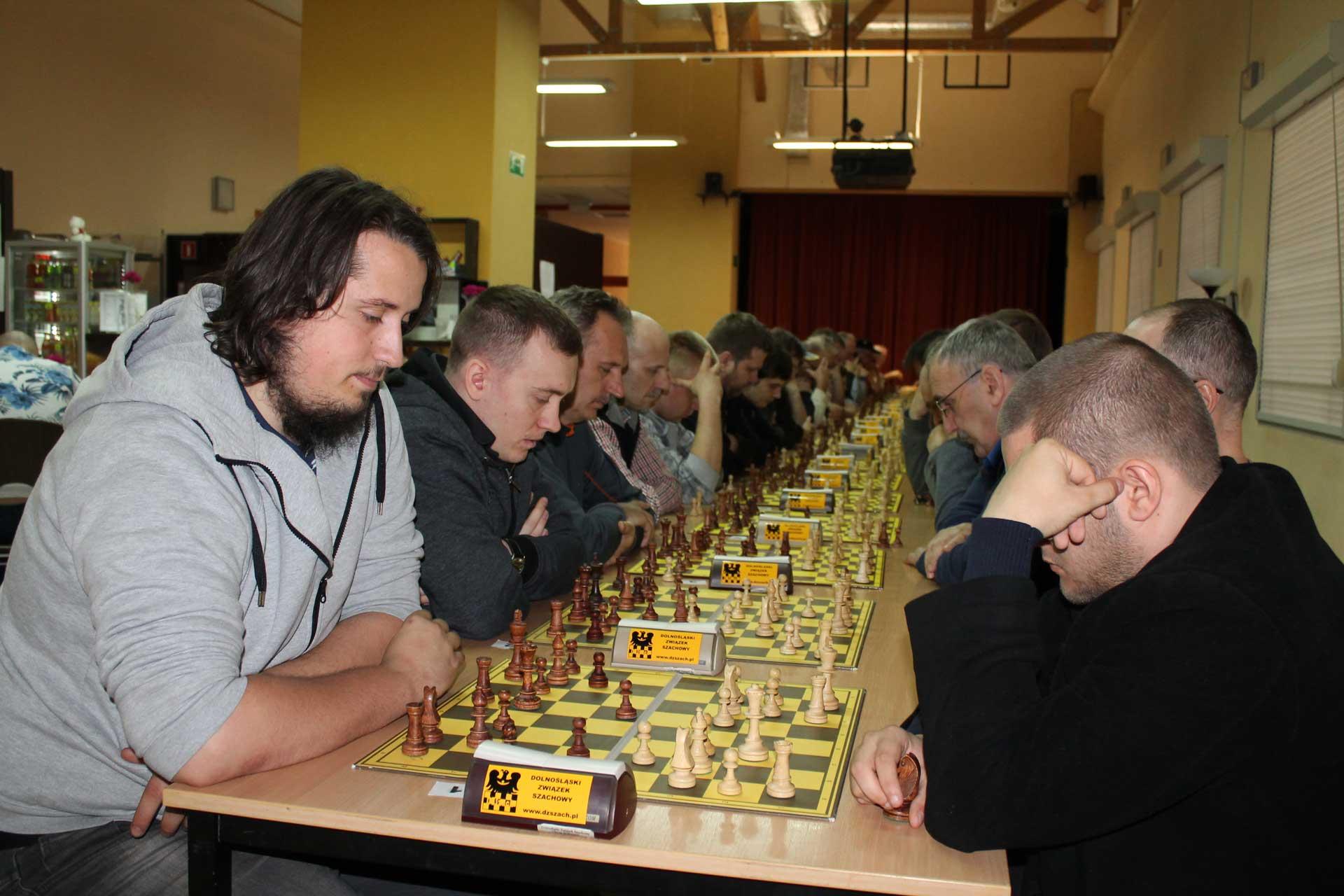 Turniej szachowy z okazji rocznicy Konstytucji 3 Maja, Żarów, 03.05.2016