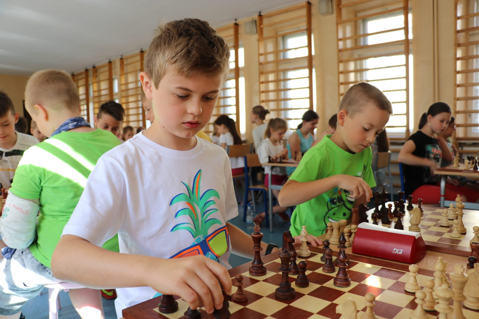 VI Szachowe Mistrzostwa Szkoły Społecznej, Świdnica, 20.06.2017
