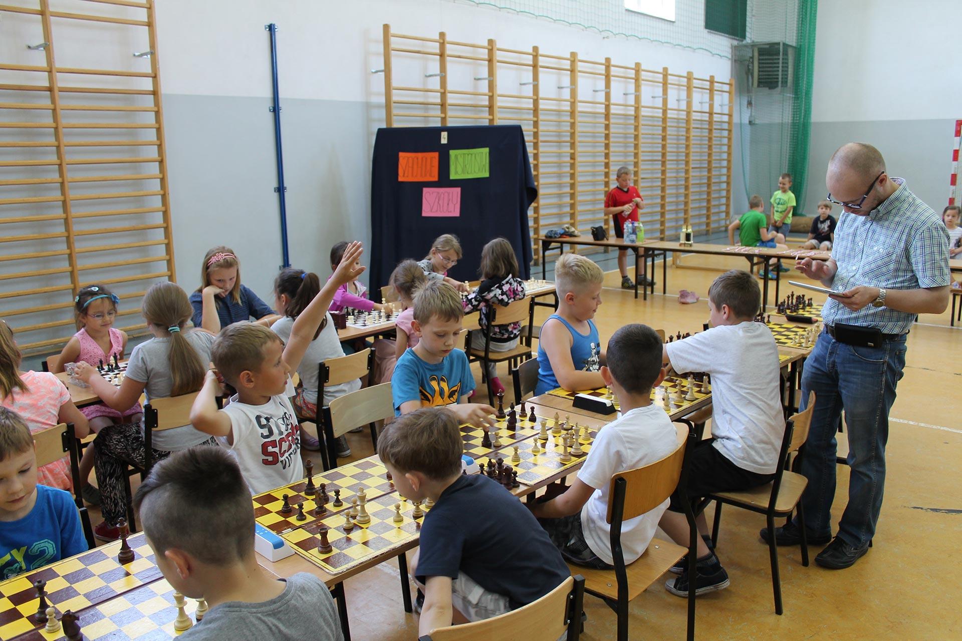 IV Szachowe Mistrzostwa Szkoły Podstawowej w Jaworzynie Śląskiej, 07.06.2016