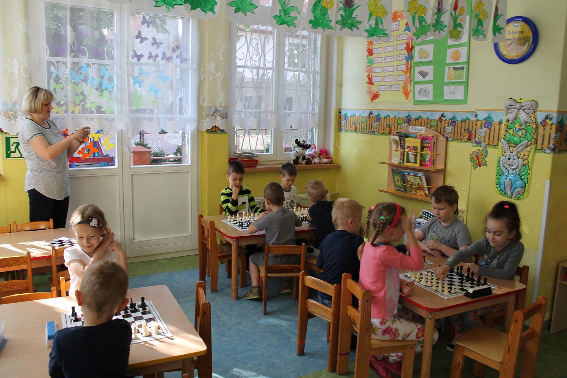 III Turniej Szachowy o Mistrzostwo Przedszkola Miejskiego Nr 1, Świdnica, 15.06.2016