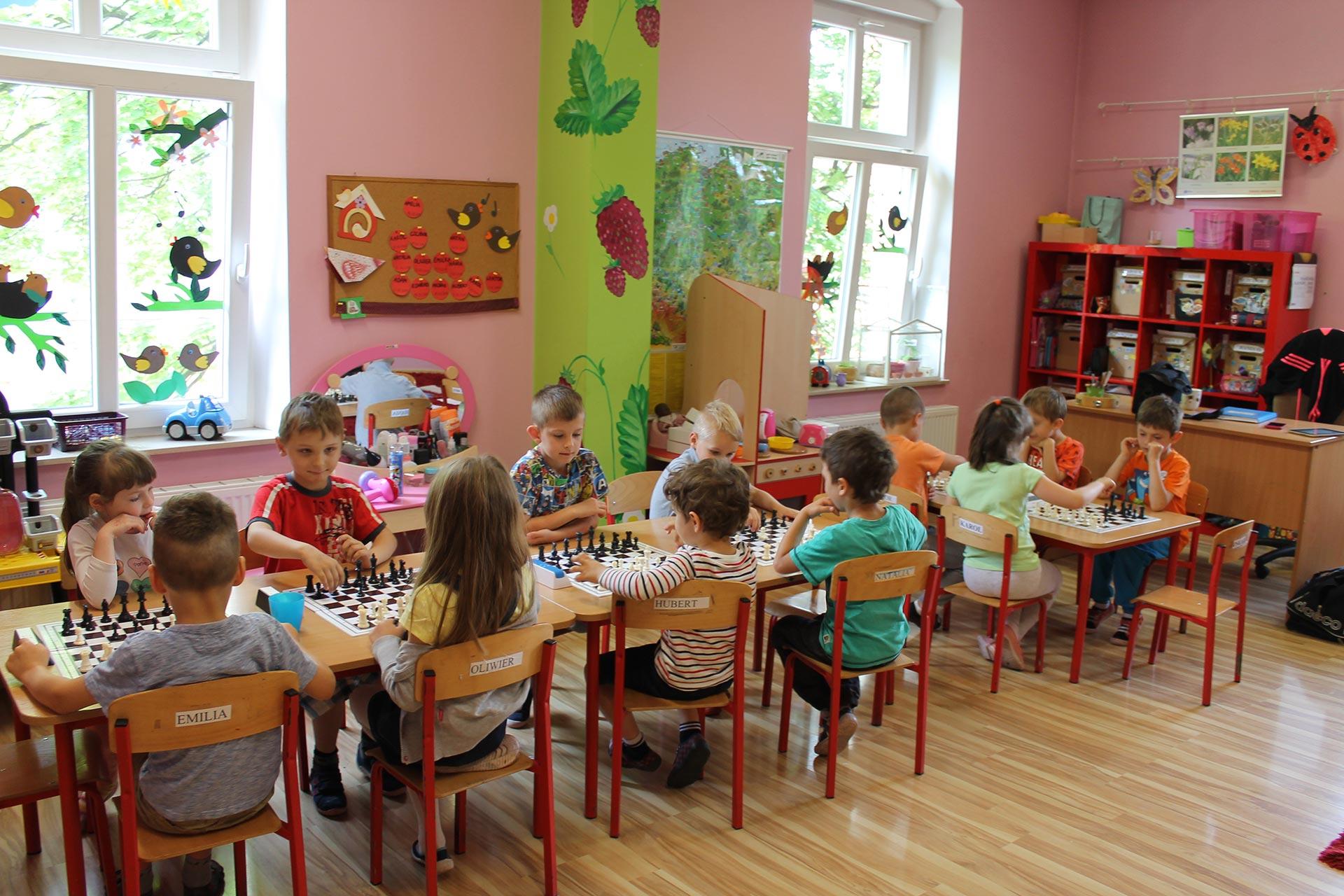 VI Turniej Szachowy o Mistrzostwo Przedszkola Europejska Akademia Dziecka, Świdnica, 15.06.2016