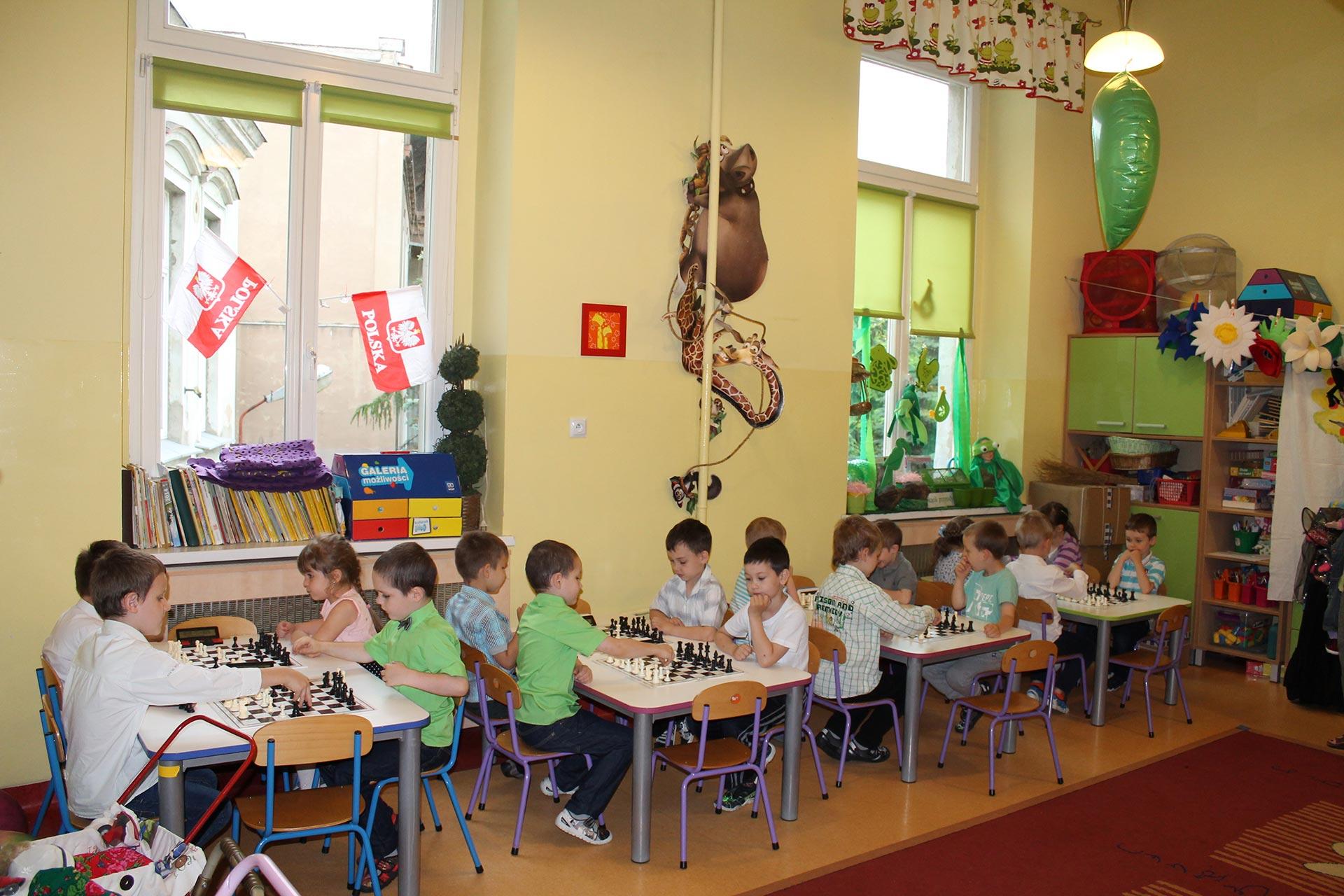 VIII Szachowe Mistrzostwa Przedszkola Miejskiego Nr 6, Świdnica, 17.06.2016