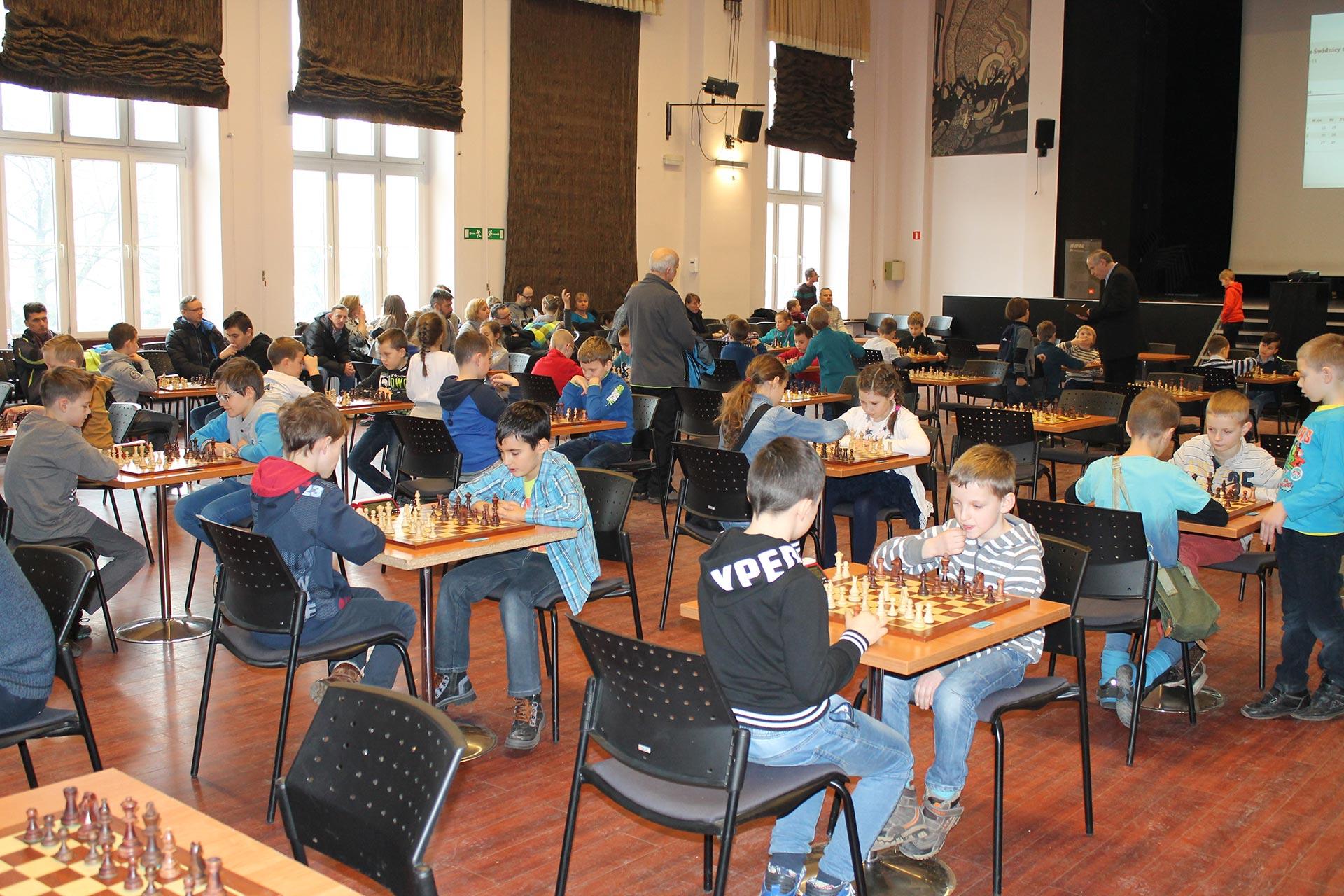 VII Szachowe Mistrzostwa Świdnicy, 11.02.2017