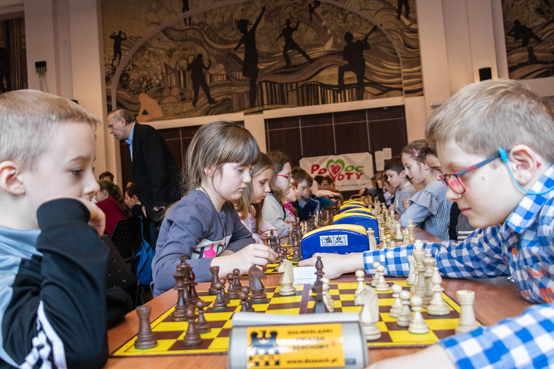 IX Szachowe Mistrzostwa Świdnicy, 26.01.2019