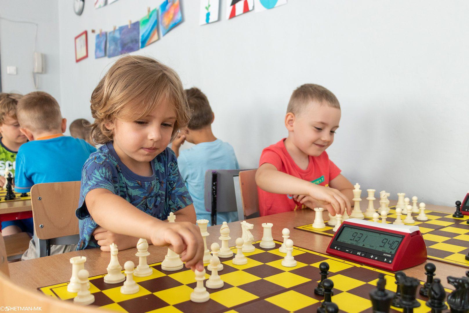IX Szachowe Mistrzostwa Społecznego Przedszkola Akademia Przedszkolaka, Świdnica, 17.06.2019