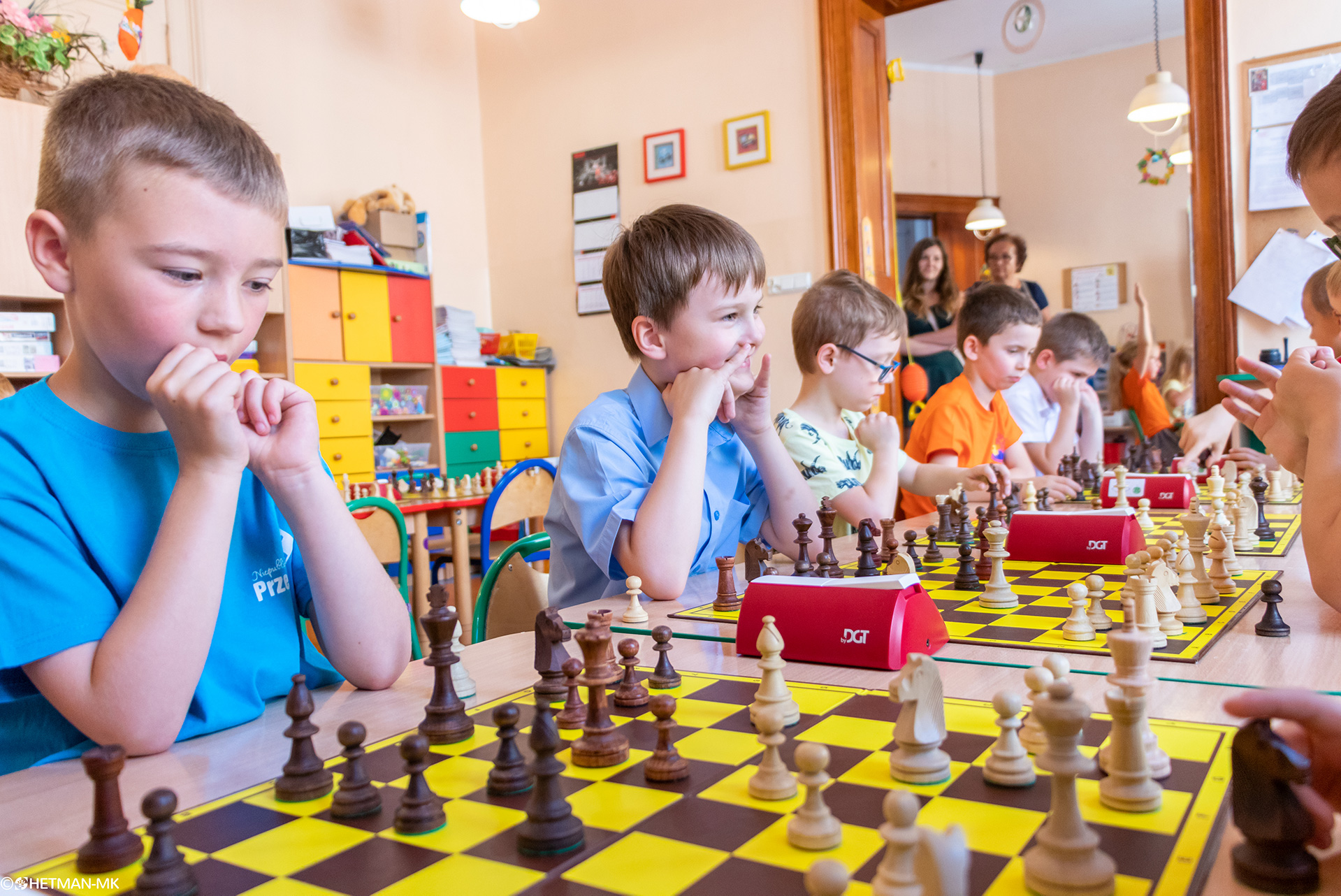 IX Turniej Szachowy Przedszkolaków o Mistrzostwo Świdnicy, 19.06.2019