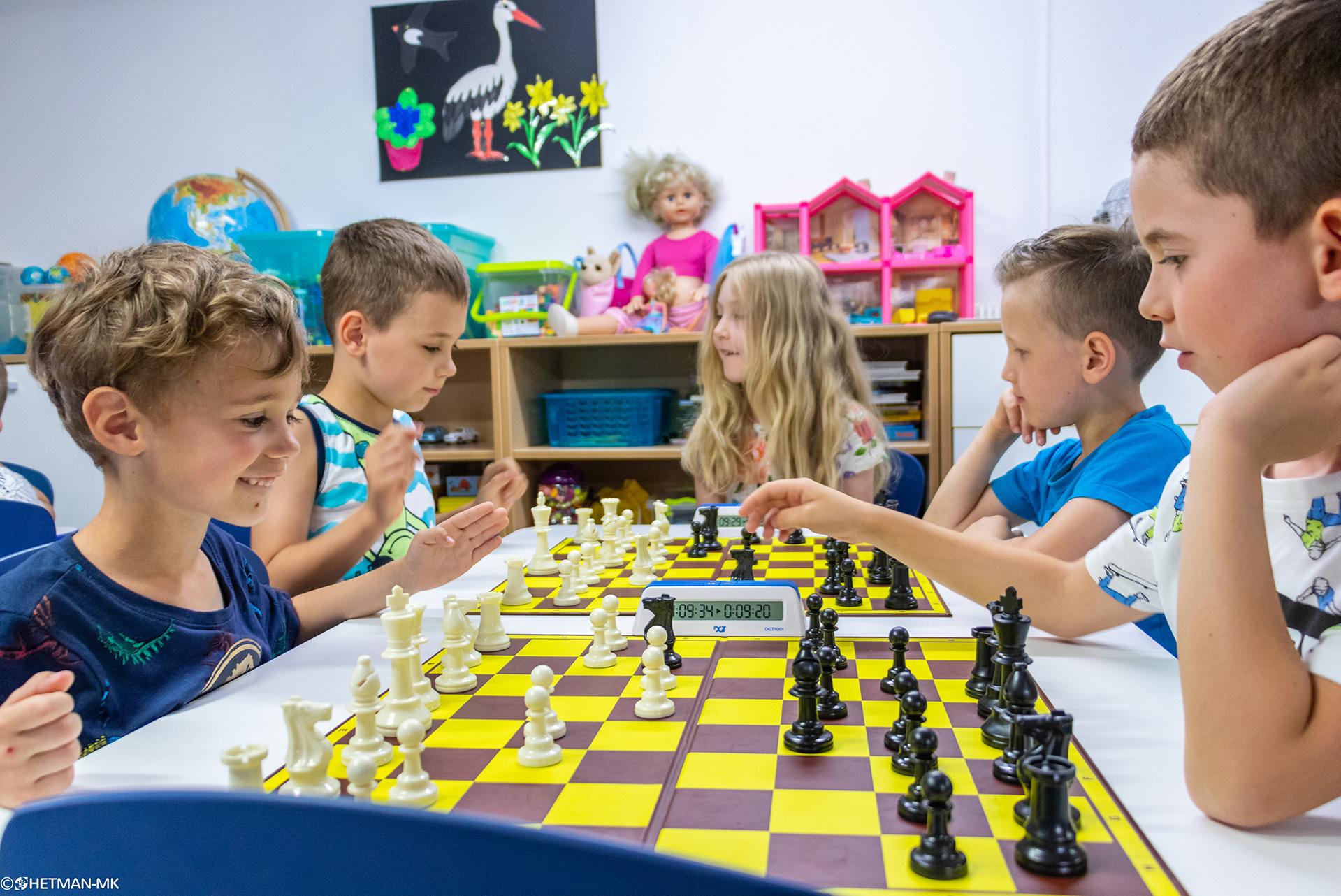 IX Turniej Szachowy o Mistrzostwo Przedszkola Europejska Akademia Dziecka, Świdnica, 12.06.2019