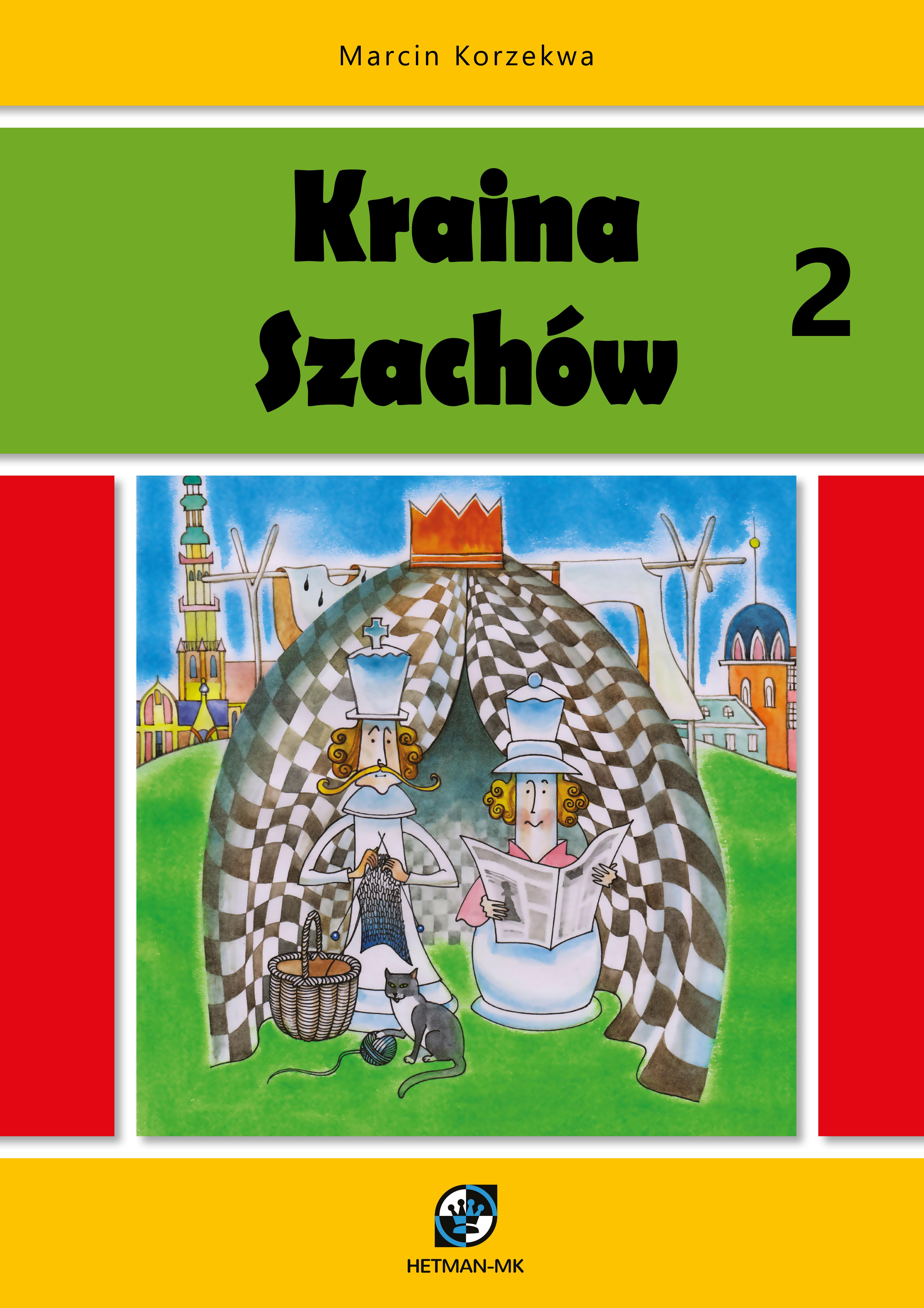 "Podręcznik ""Kraina Szachów"""