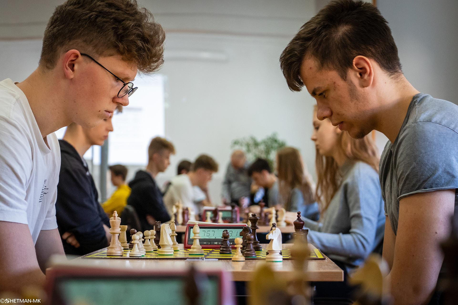 Mistrzostwa I LO Świdnica w Szachach 2019/20, 30.09.2019