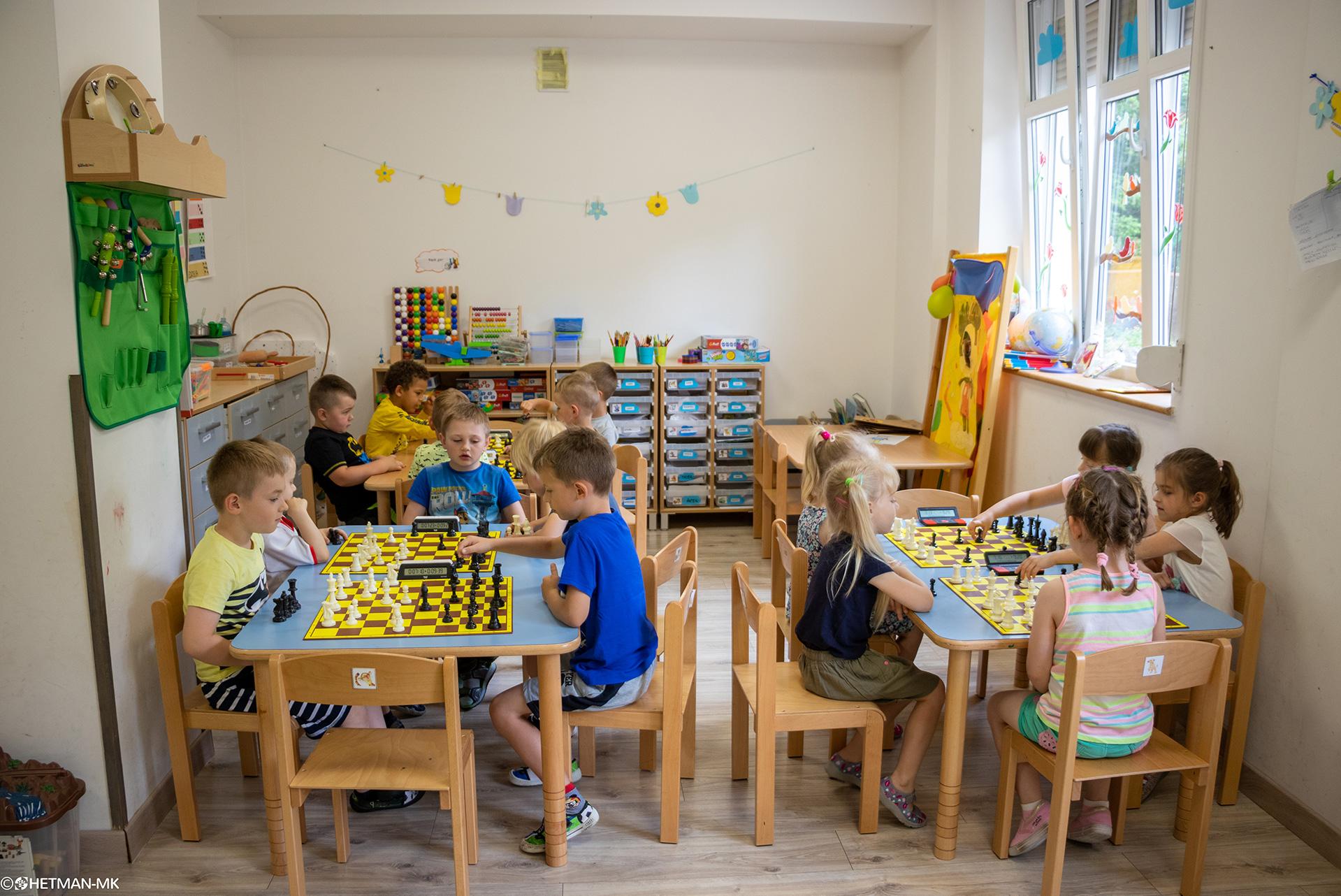 V Szachowe Mistrzostwa Przedszkola Abracadabra Podchorążych, Świdnica, 10.06.2019