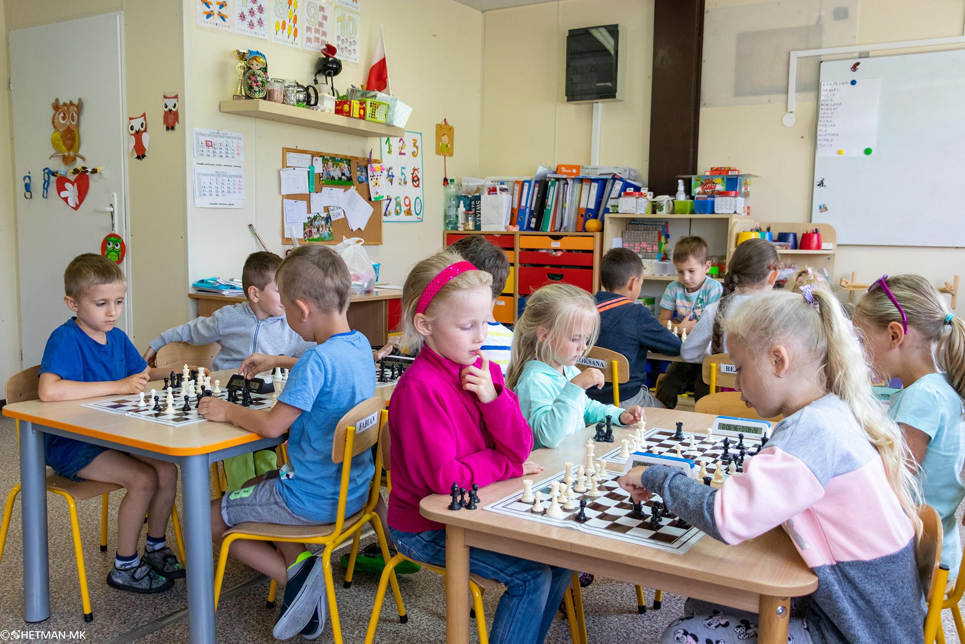 VI Szachowe Mistrzostwa Przedszkola Frajda, Świdnica, 06.06.2018